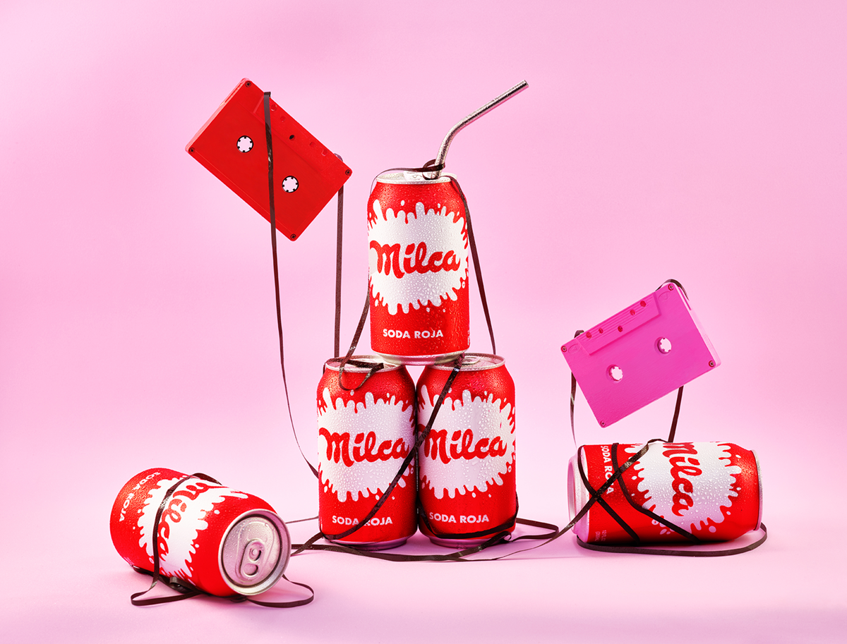 Madre Consulting Help's Relaunching Milca – A Soda Pop Icon