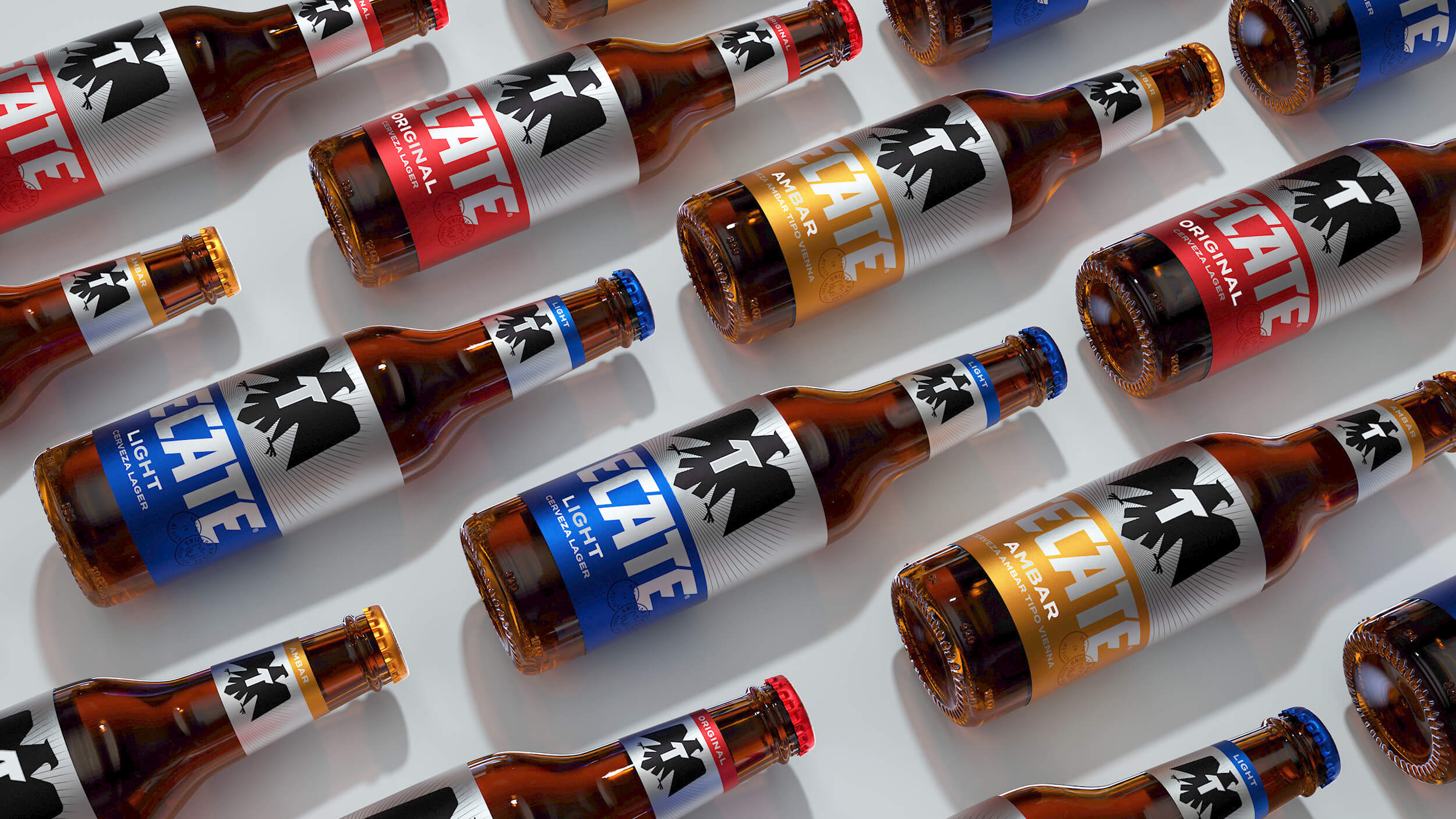 Elmwood New York Crafts Brand Identity and Packaging for Tecate
