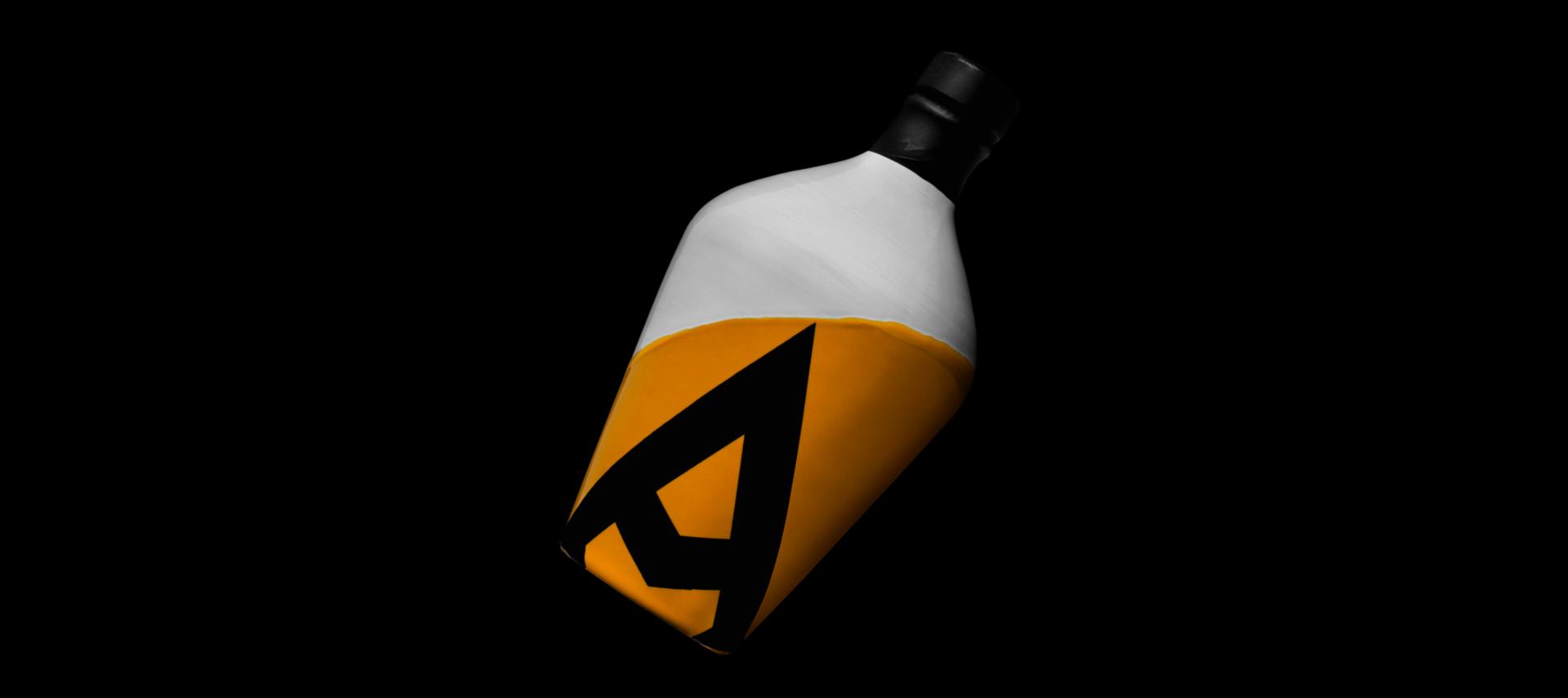 Lettera7 Create Armatore Cetara's Anchovies Extract in Ceramic Bottle