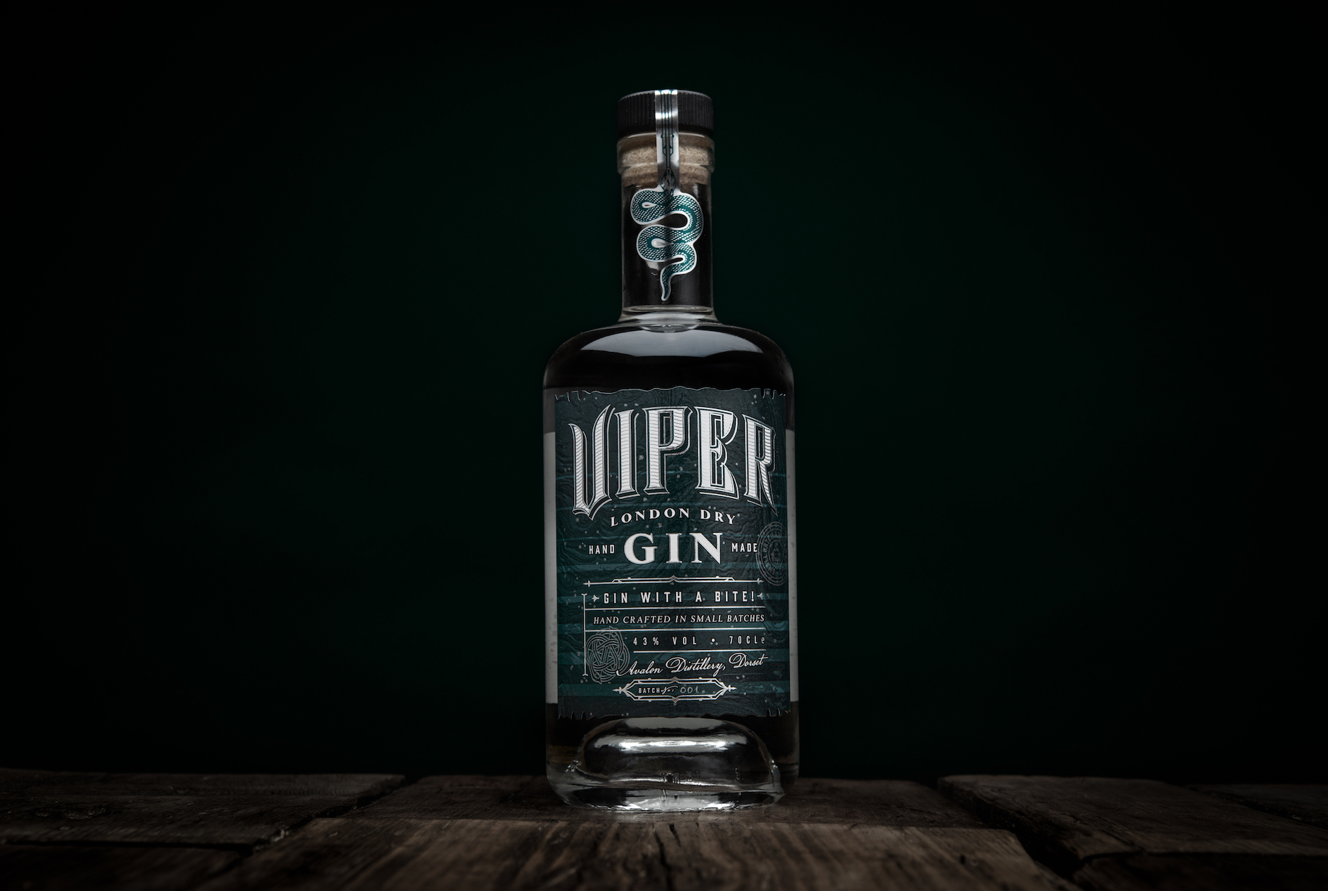 Benjamin Charles Redesign Viper Gin