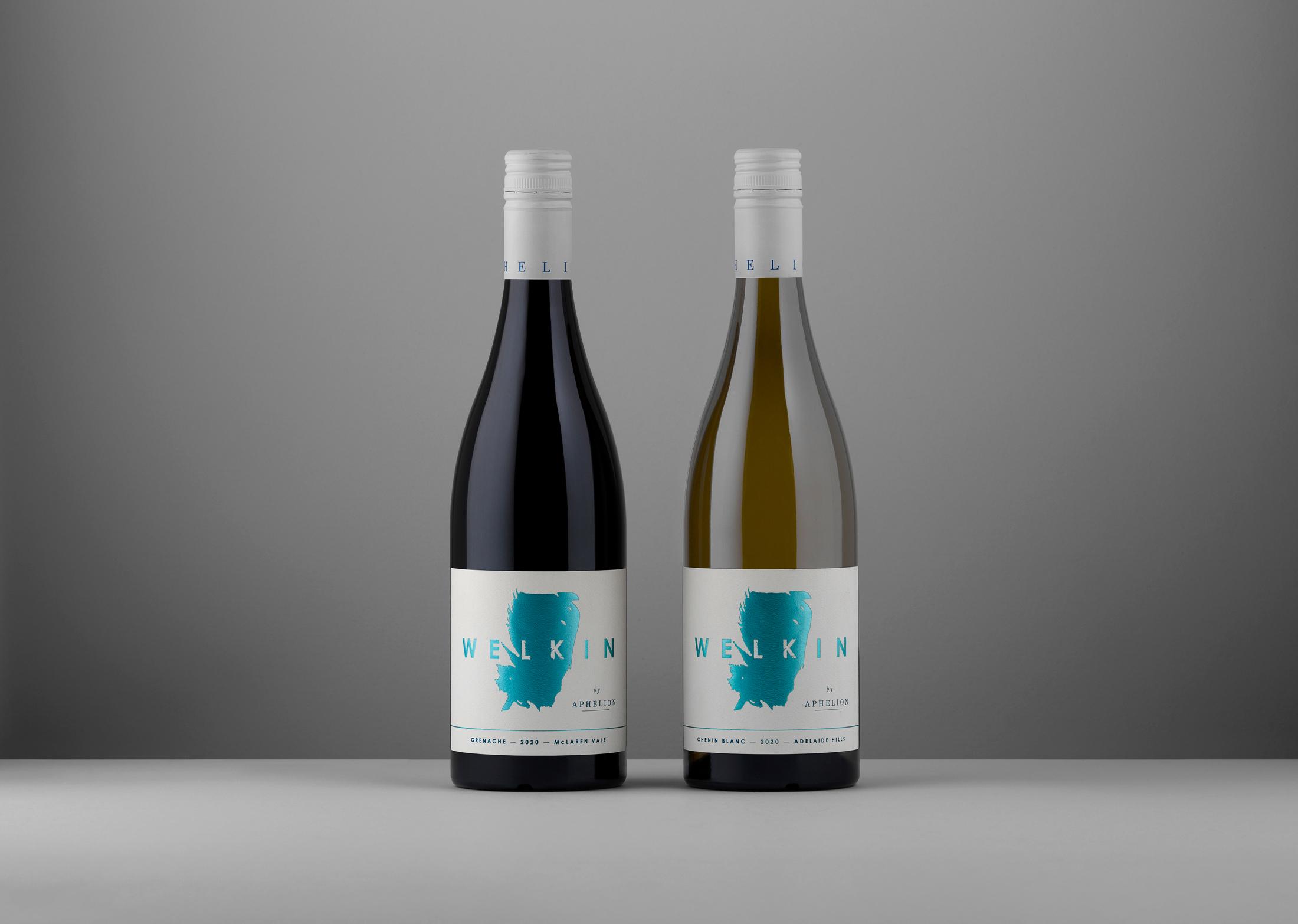 Aphelion Wine 'Welkin Series' Designed by David Byerlee Design