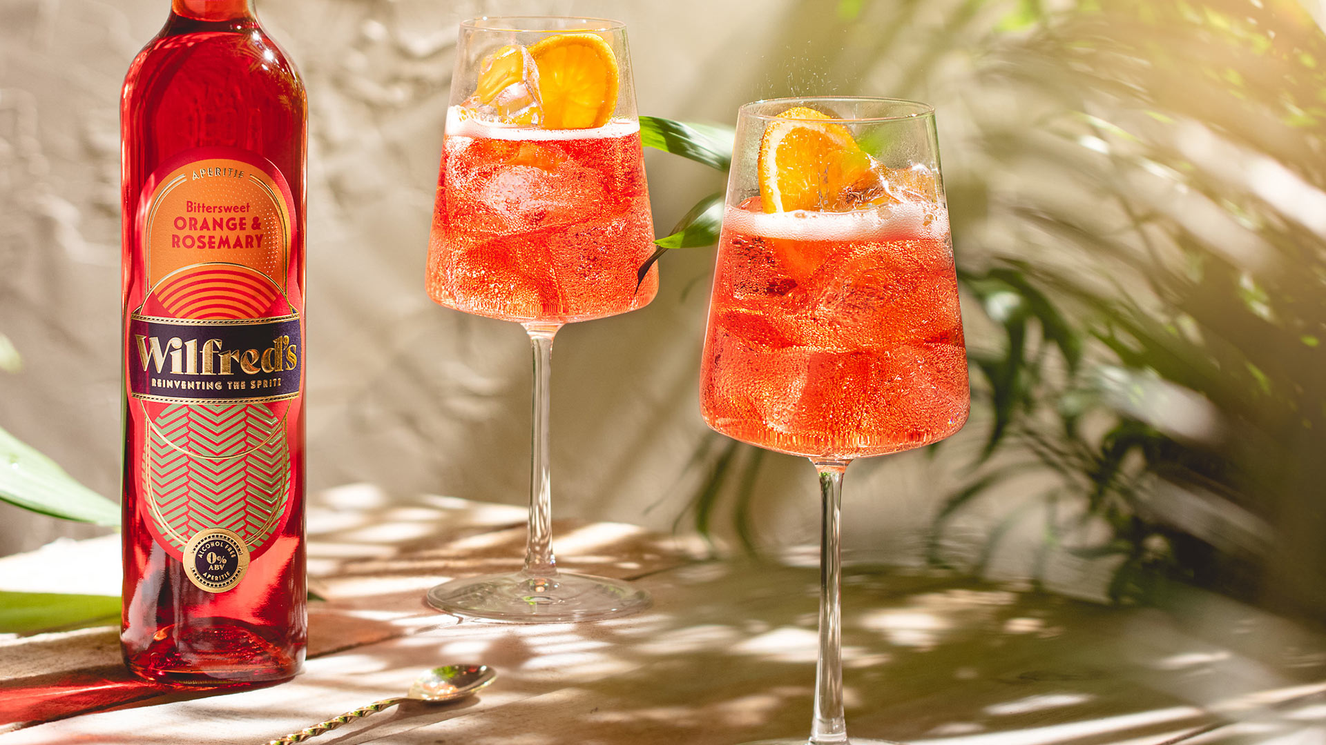 Reinventing the Spritz: Non-Alcoholic Aperitif Branding Created by Kingdom & Sparrow