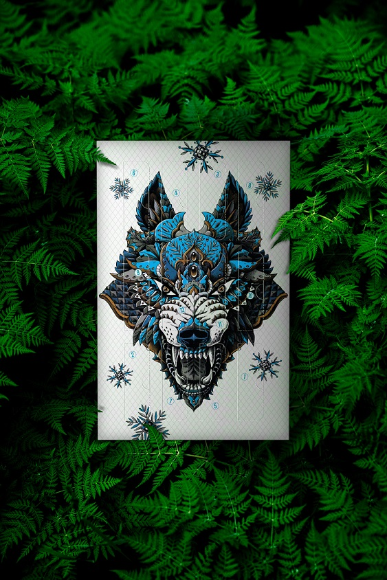BrewDog Launches Its Advent Calendar With Design by LOVE