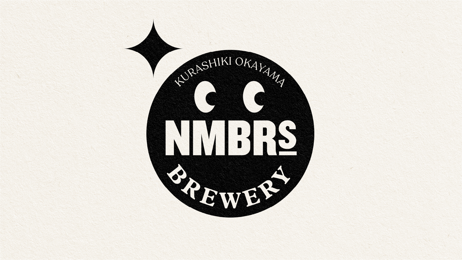 NMBRS Brewery Brand and Packaging Designed by Stam Designs