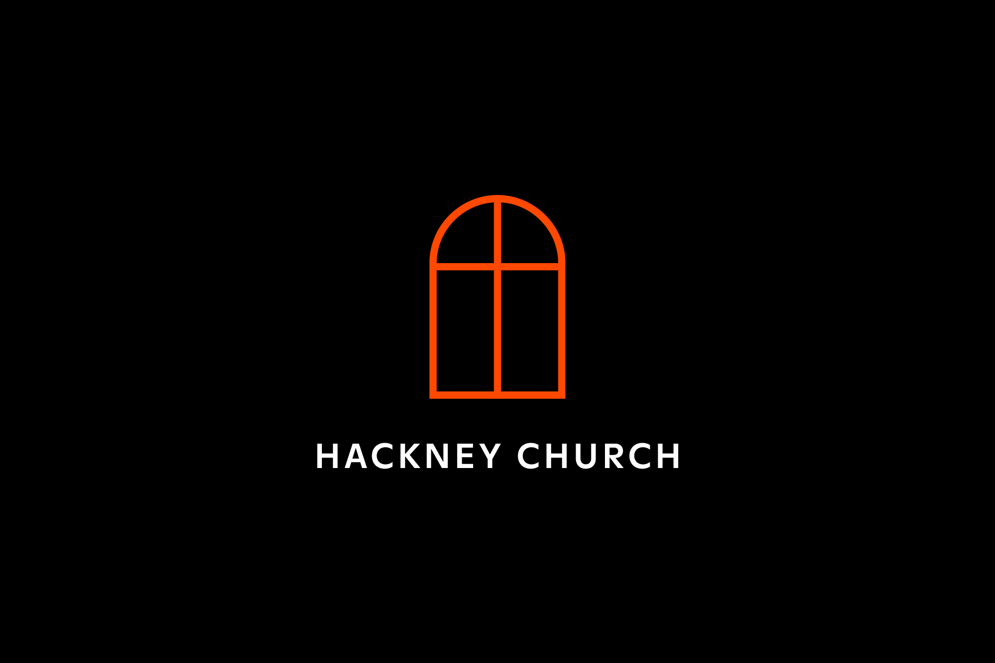 Creativity from Above – Hackney Church Rebrand by OMSE