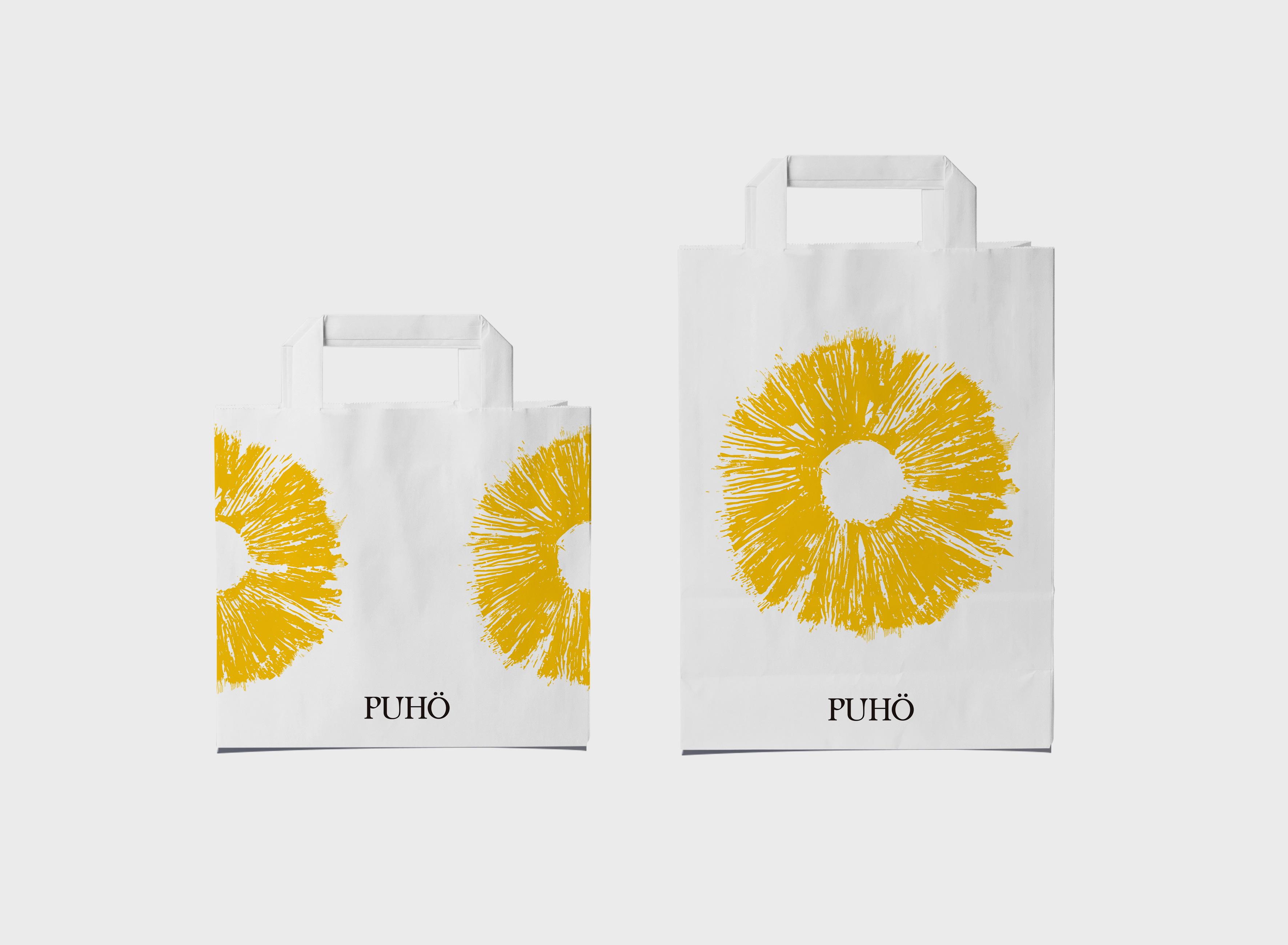 Pineapple Cake Visual Identity Design Concept Created by Lung-Hao Chiang