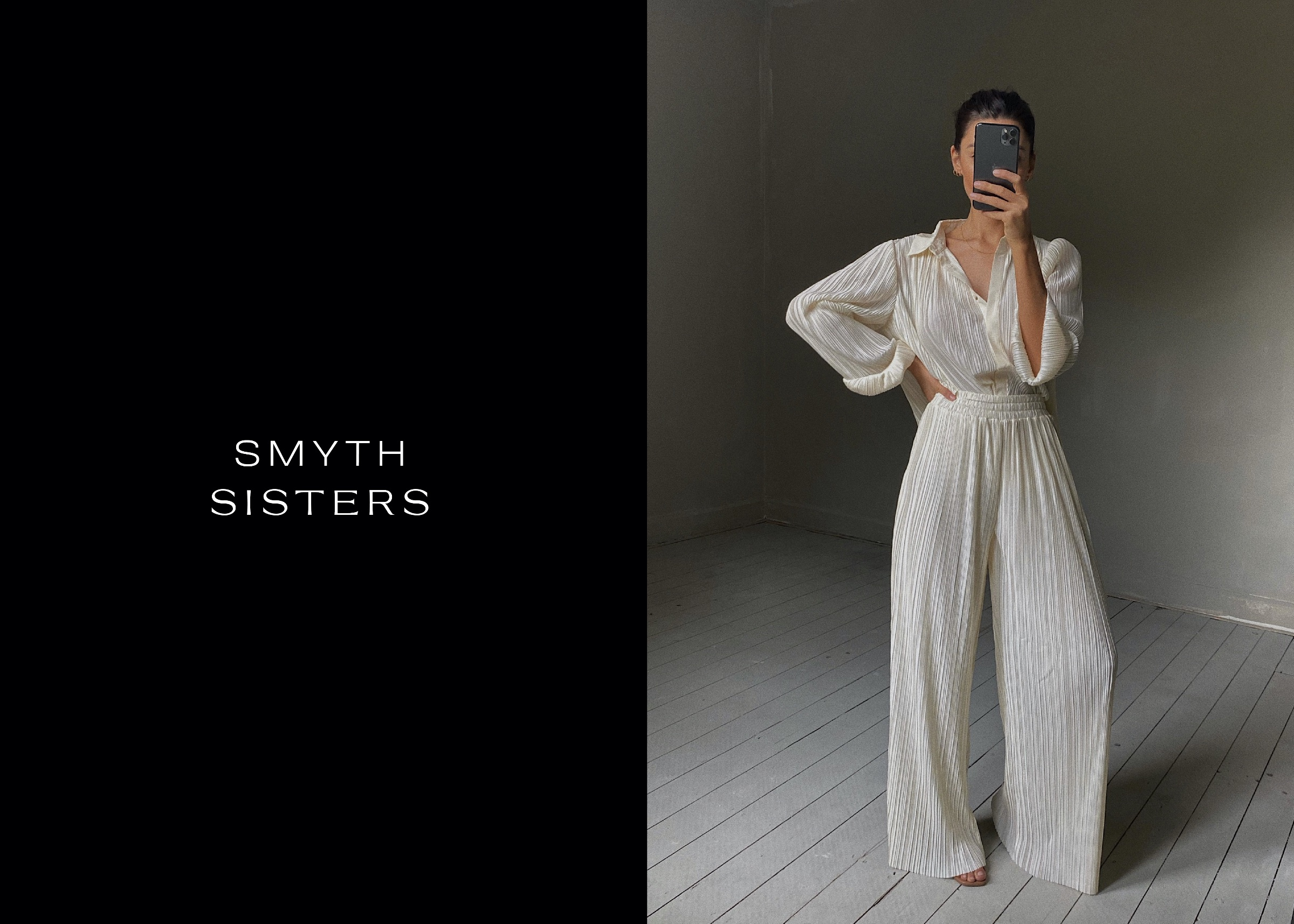 Smyth Sisters Branding and Website Design by Crown Creative