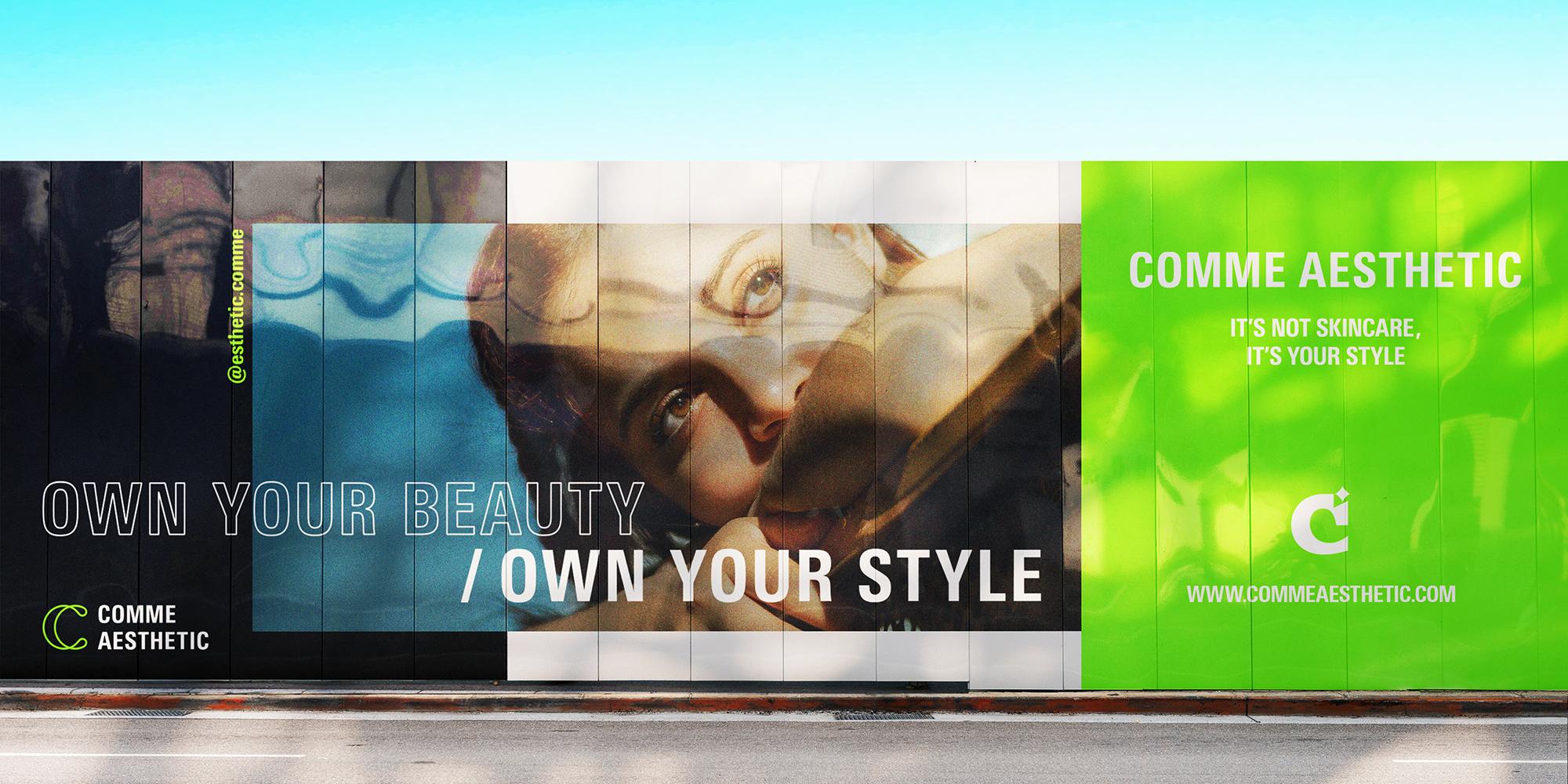 YNL Design Creates Comme Aesthetic Brand Design – Seoul – South Korea