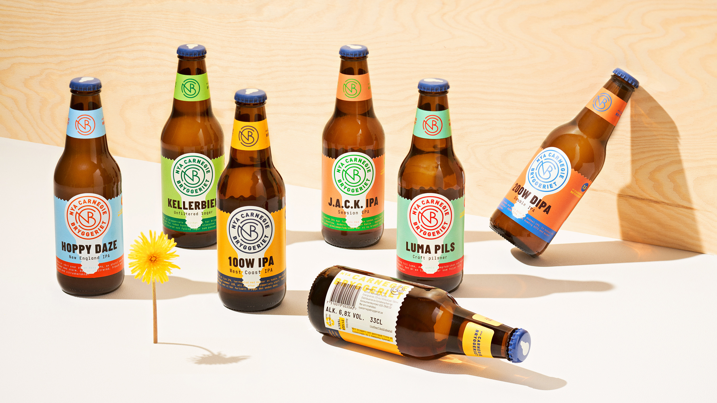 Grow Agency Create a Guiding Light for a Favourite Craft Beer