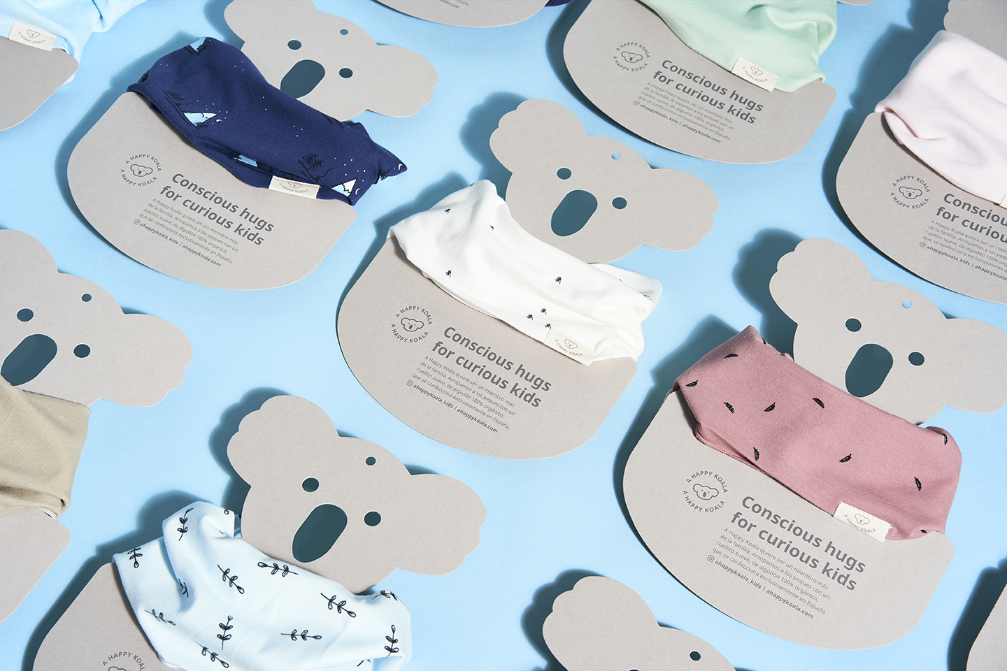 Creatique Designs Branding and Packaging for A Happy Koala