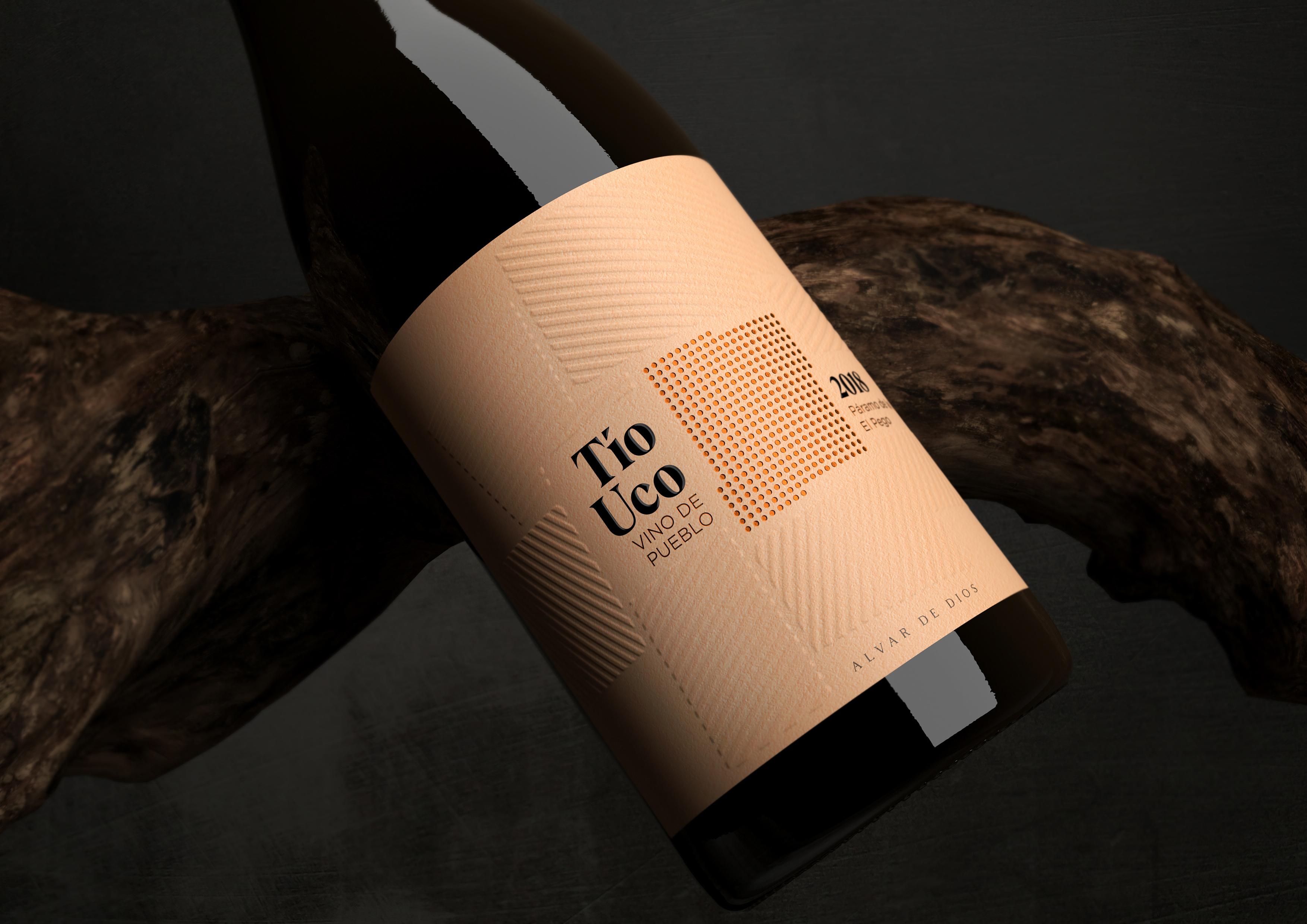 Bulldog Studio Creates Wine Range For Alvar de Dios