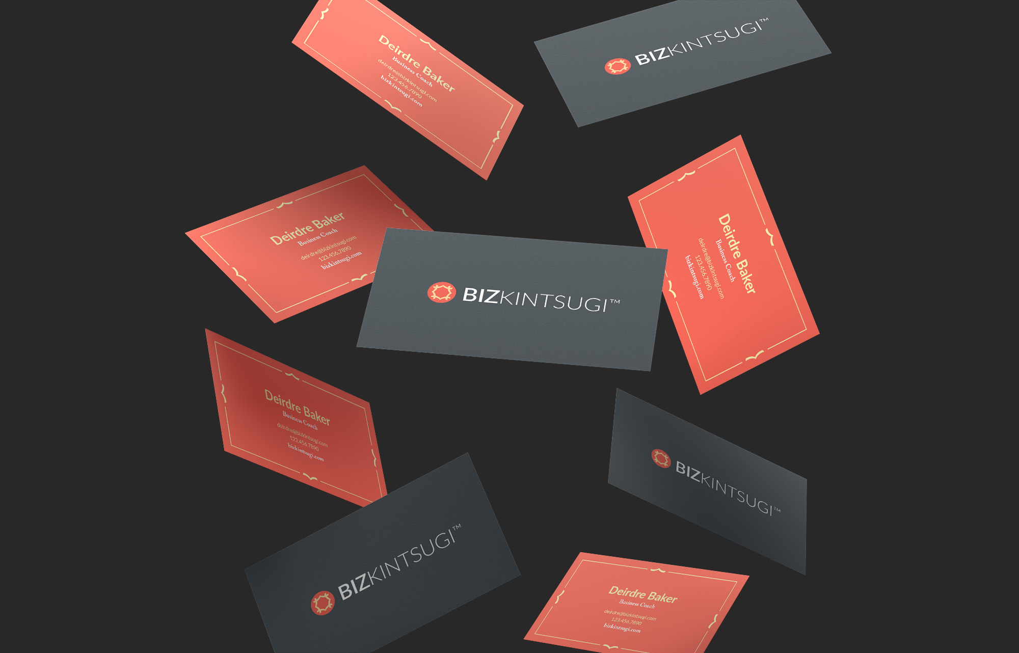 New Brand Identity For Women-Focused Business Coach Design by Creative Chameleon Studio