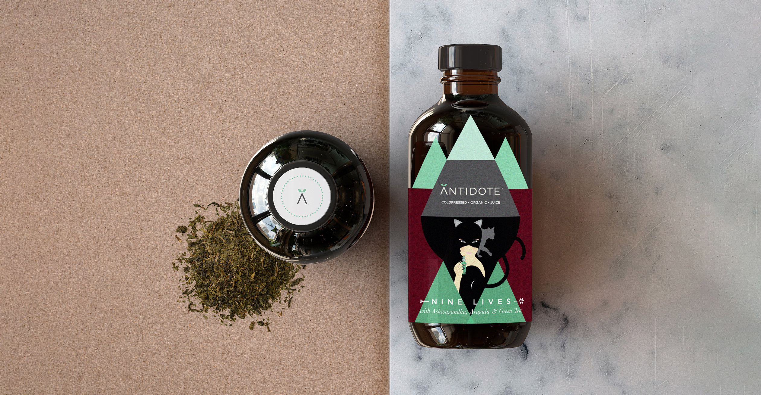Packaging Design That Is Carefully Calculated Just Like Its Nutrients