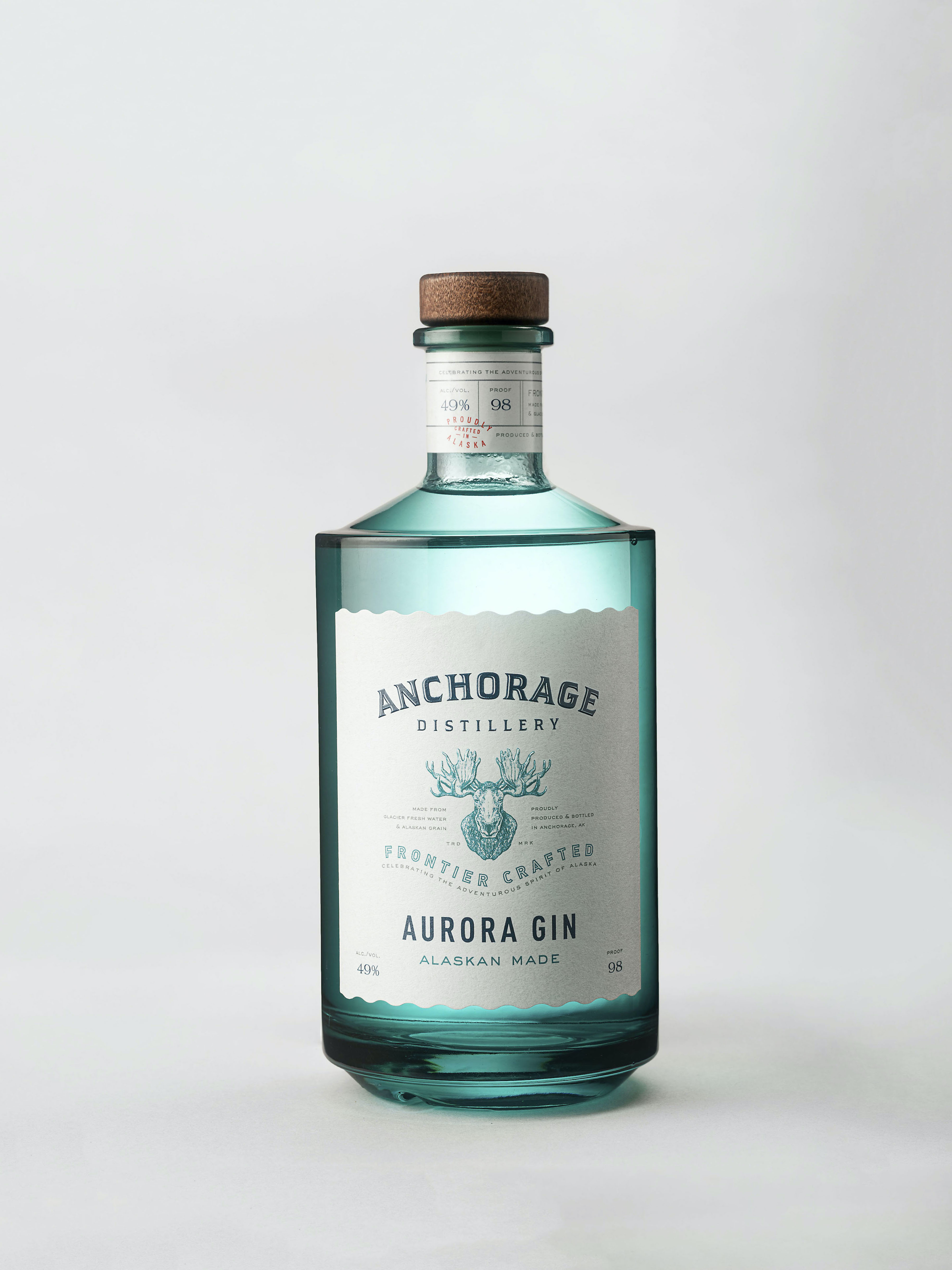 Affinity Creative Group Awakens The Spirit of Alaska With Anchorage Distillery