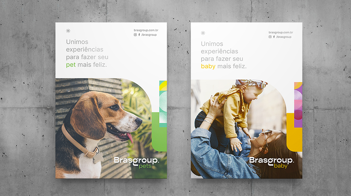 Identity and Branding for Brasgroup by PSNDesign
