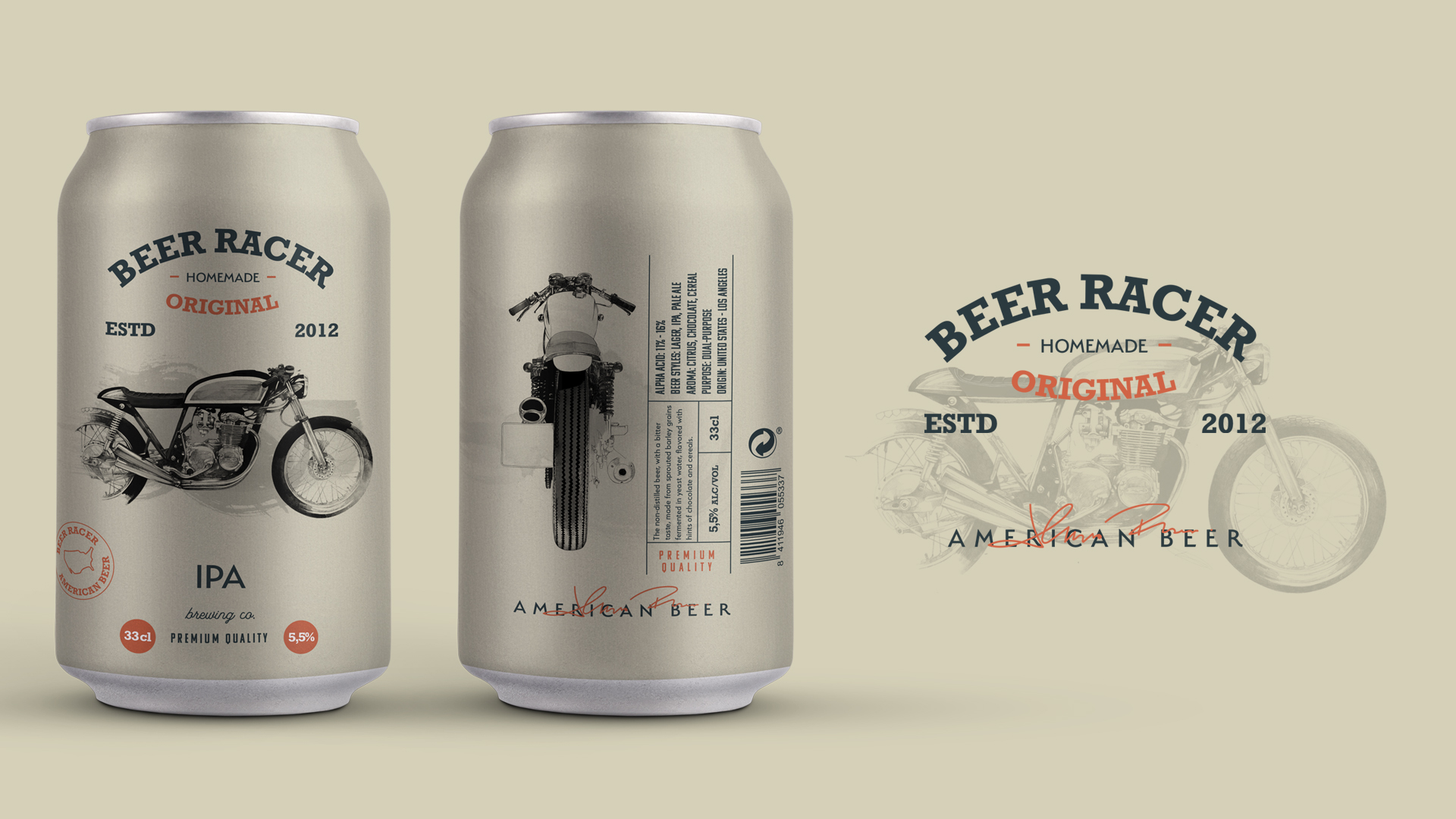 Elephant Estudio Creates New Beer Packaging Design Concept