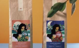 Colourful Branding for María de la Huerta by Mixed Media
