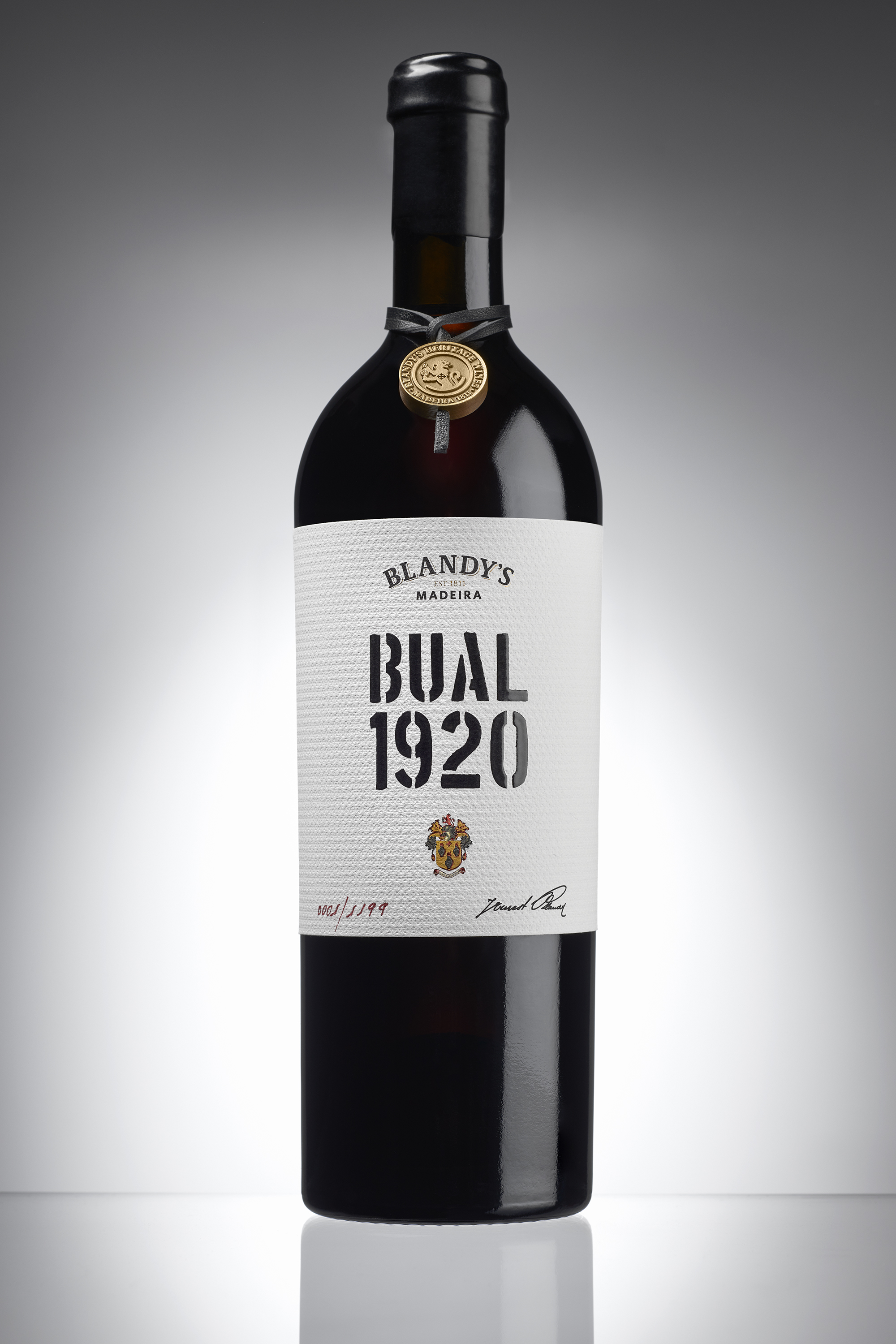 Blandy's Bual 1920 Designed by Omdesign