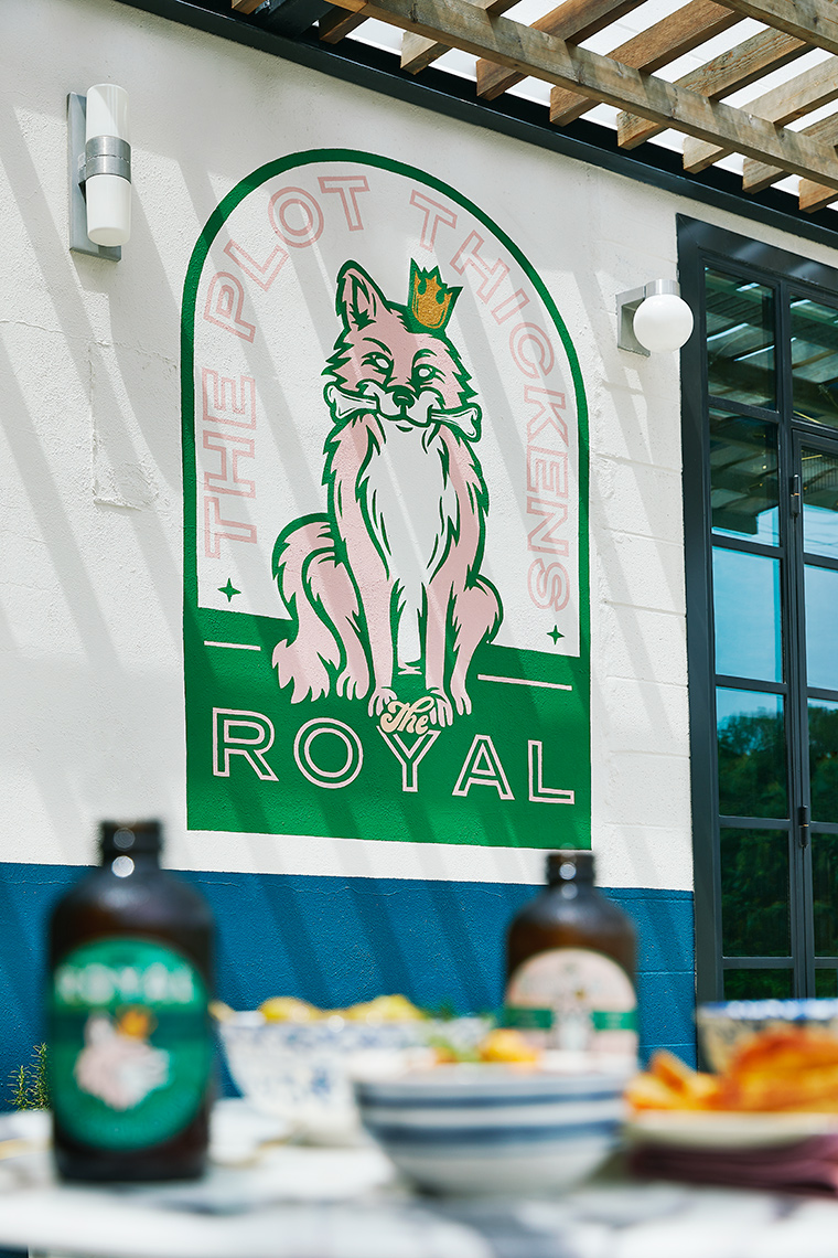 The Royal – A Wes Anderson Inspired Small Neighbourhood Bar