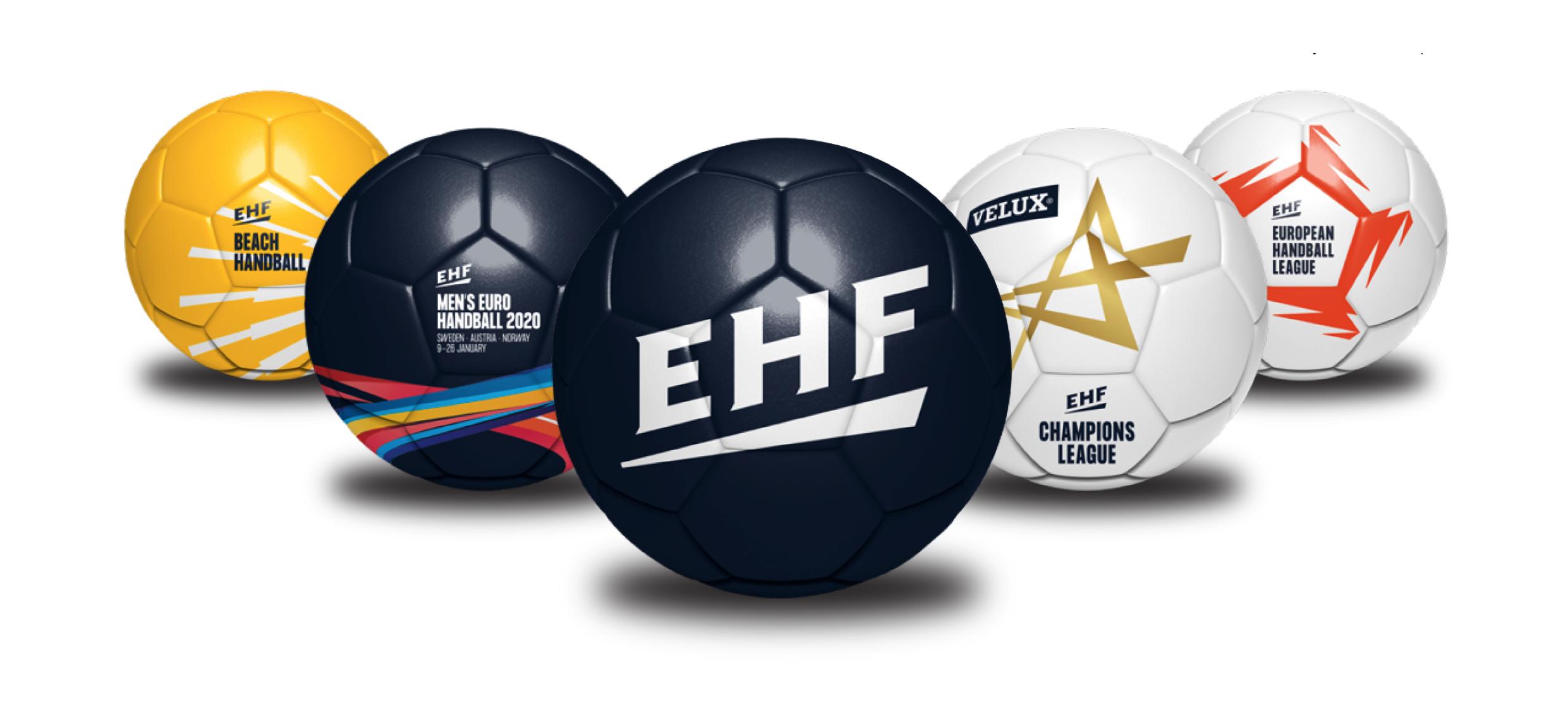 IDna Group Help Rejuvenate European Handball Federation Branding