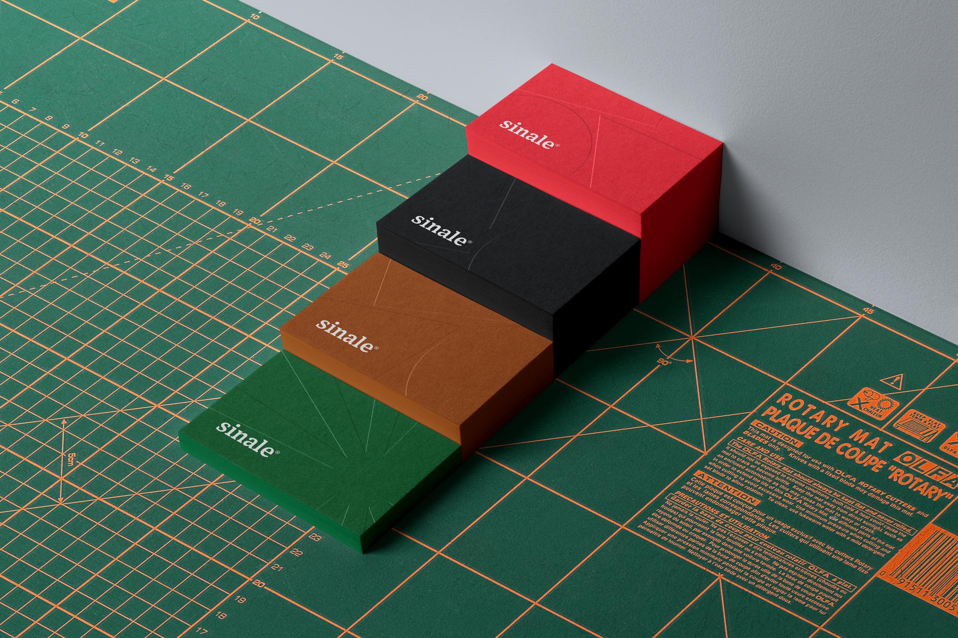 Brand Identity for Sinale Studio by ADD Branding