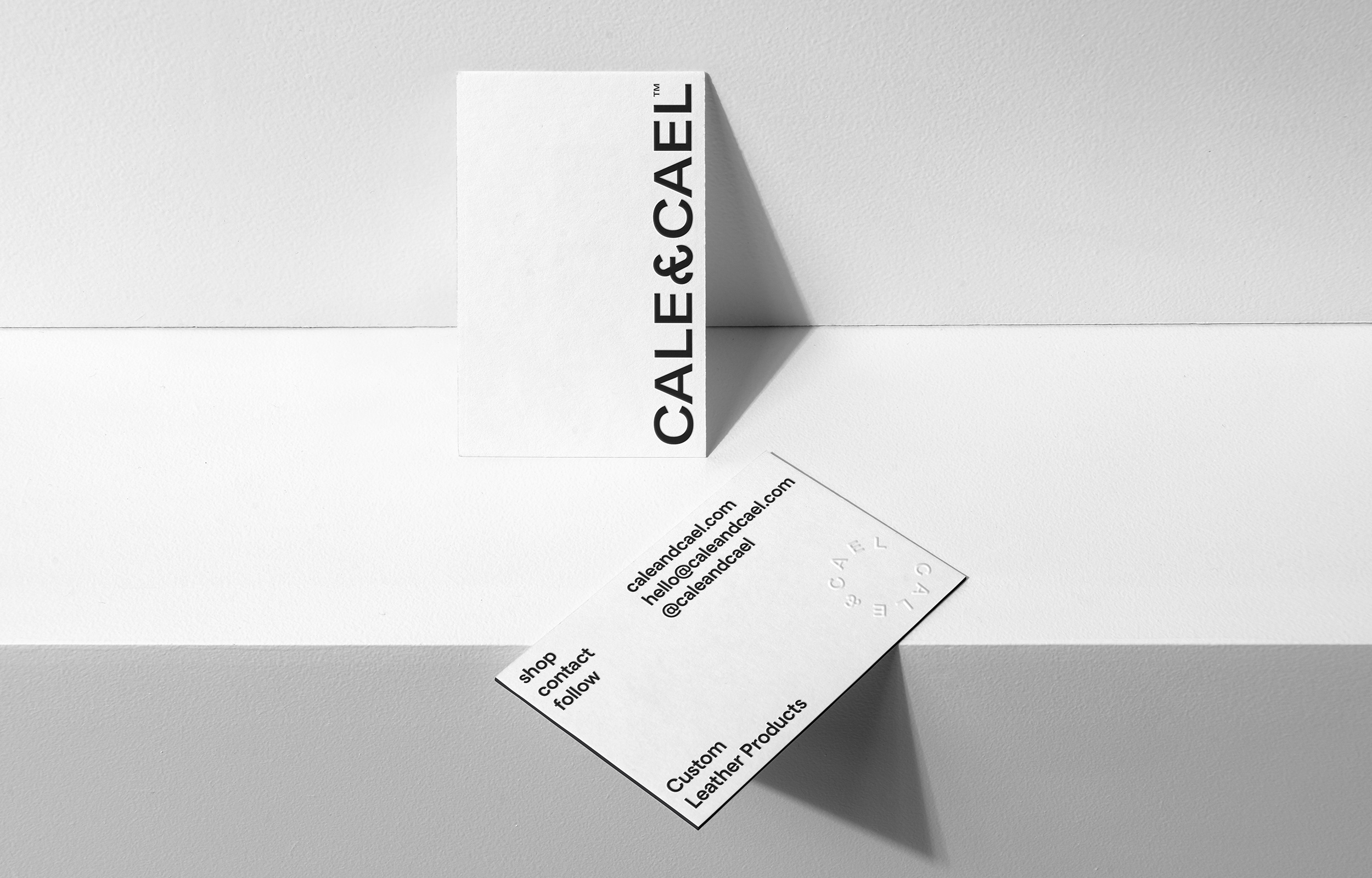 Diferente Builds the Branding of Cale&Cael – A Fashion Brand From LA