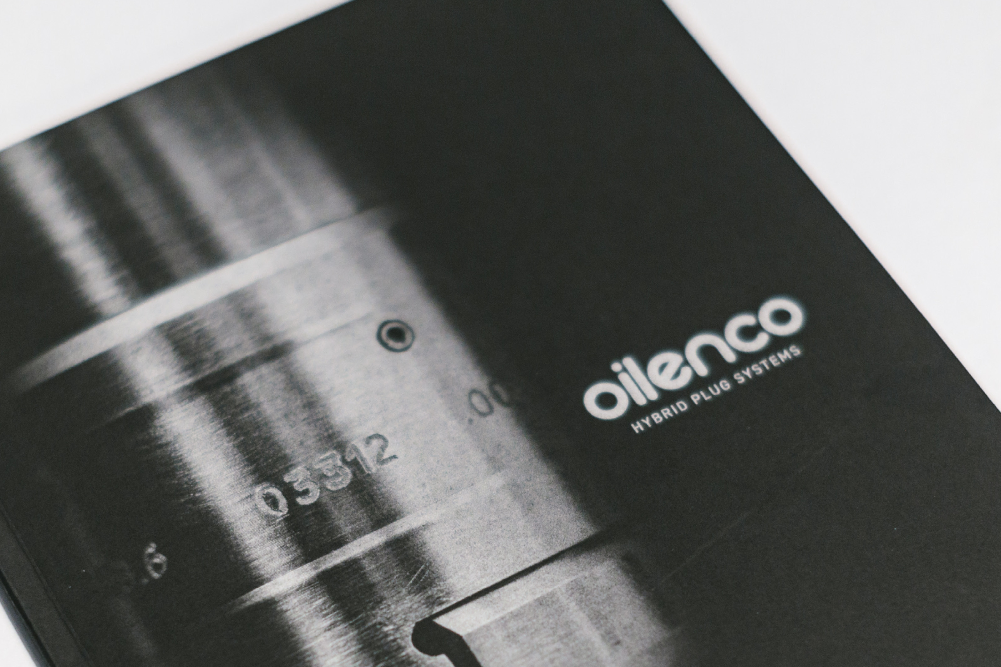 Art Direction and Editorial Design for Oilenco Hybrid Plug Brochure