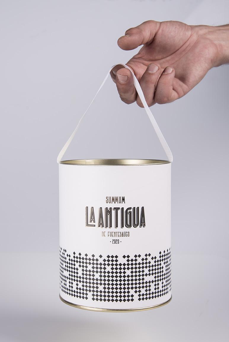 New Premium Cheese Format of Quesería La Antigua