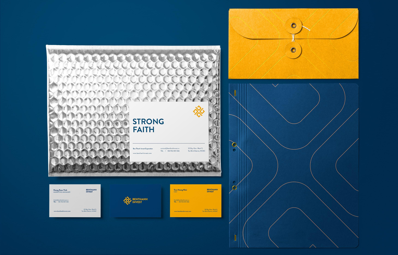 Rebranding for Ben Thanh Invest by emoBreaker Agency