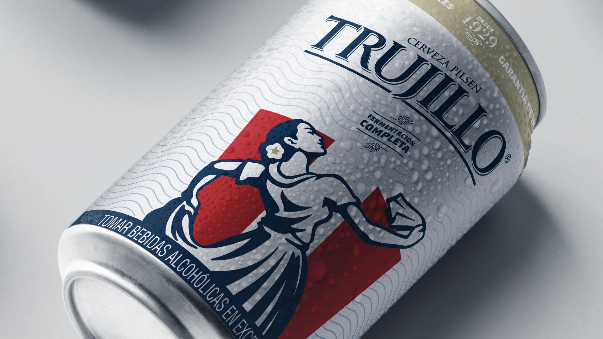 Peruvian Pilsen Trujillo Beer Concept Design