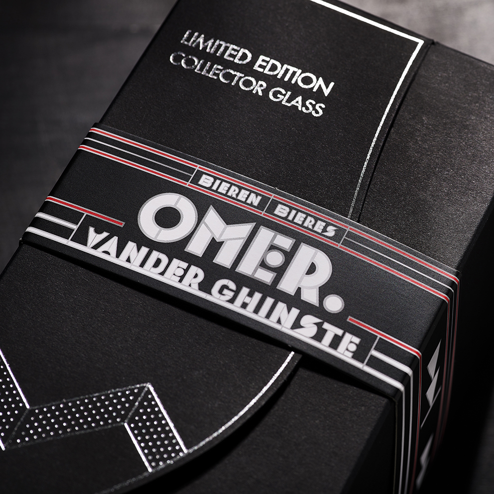 Quatre Mains Creates a Limited Edition Packaging for Omer