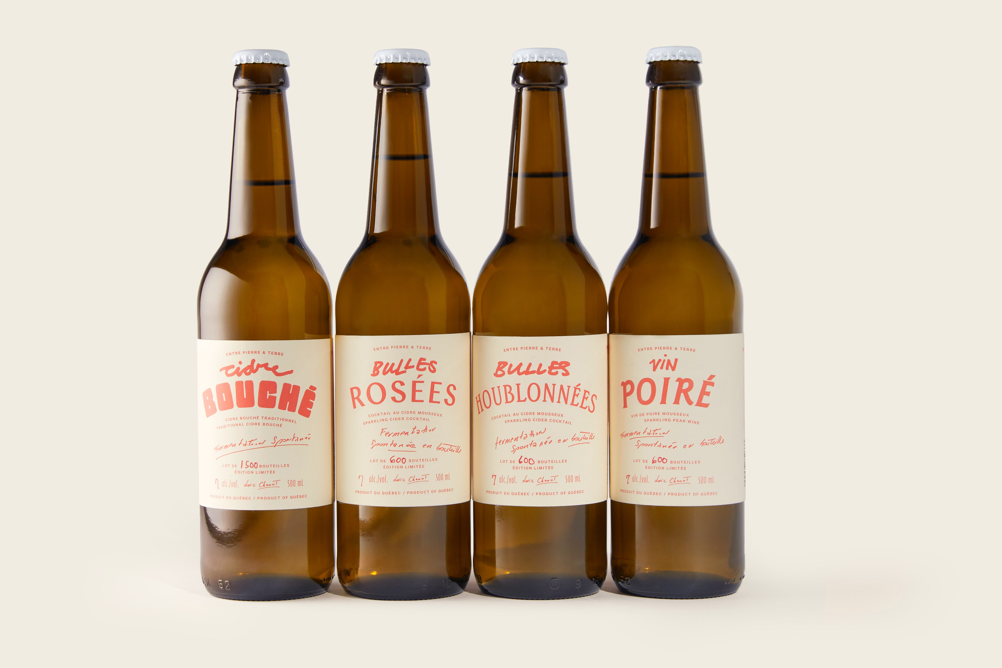 Wedge Helps Ciderie Entre Pierre et Terre in its Celebration of its French Roots