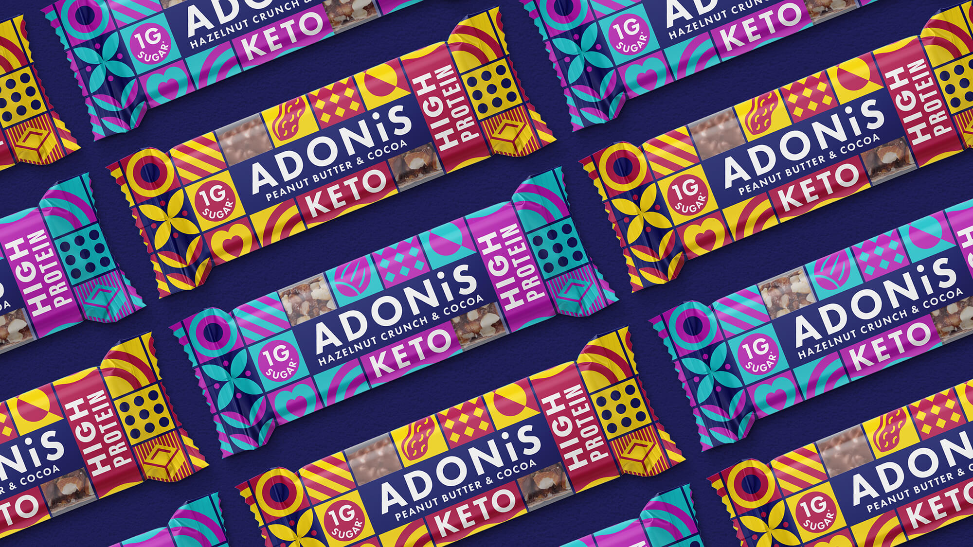 The Space Creative Sparks Desire for Keto Snacking B