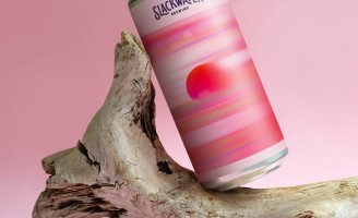 Slackwater Brewing Brand and Packaging Design by Brave Creative