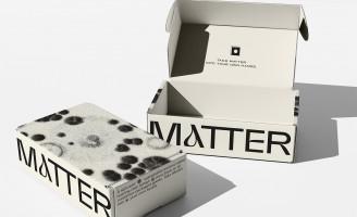 A MATTER of Innovative Packaging Design by Designsake Studio