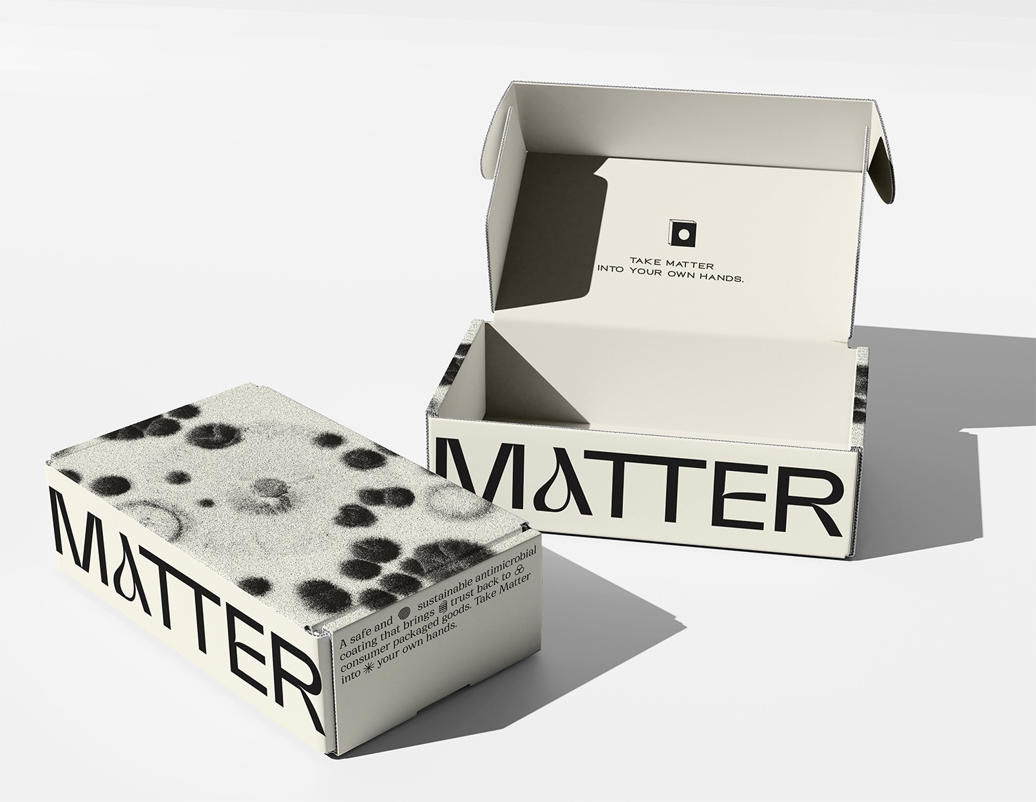 A MATTER of Innovative Packaging Design by Designsake Studio