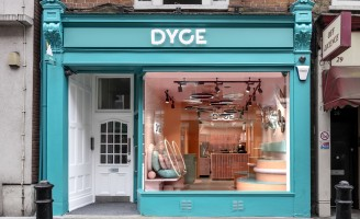 FormRoom Creates Interior Brand Identity for Dyce Ice Cream Shop