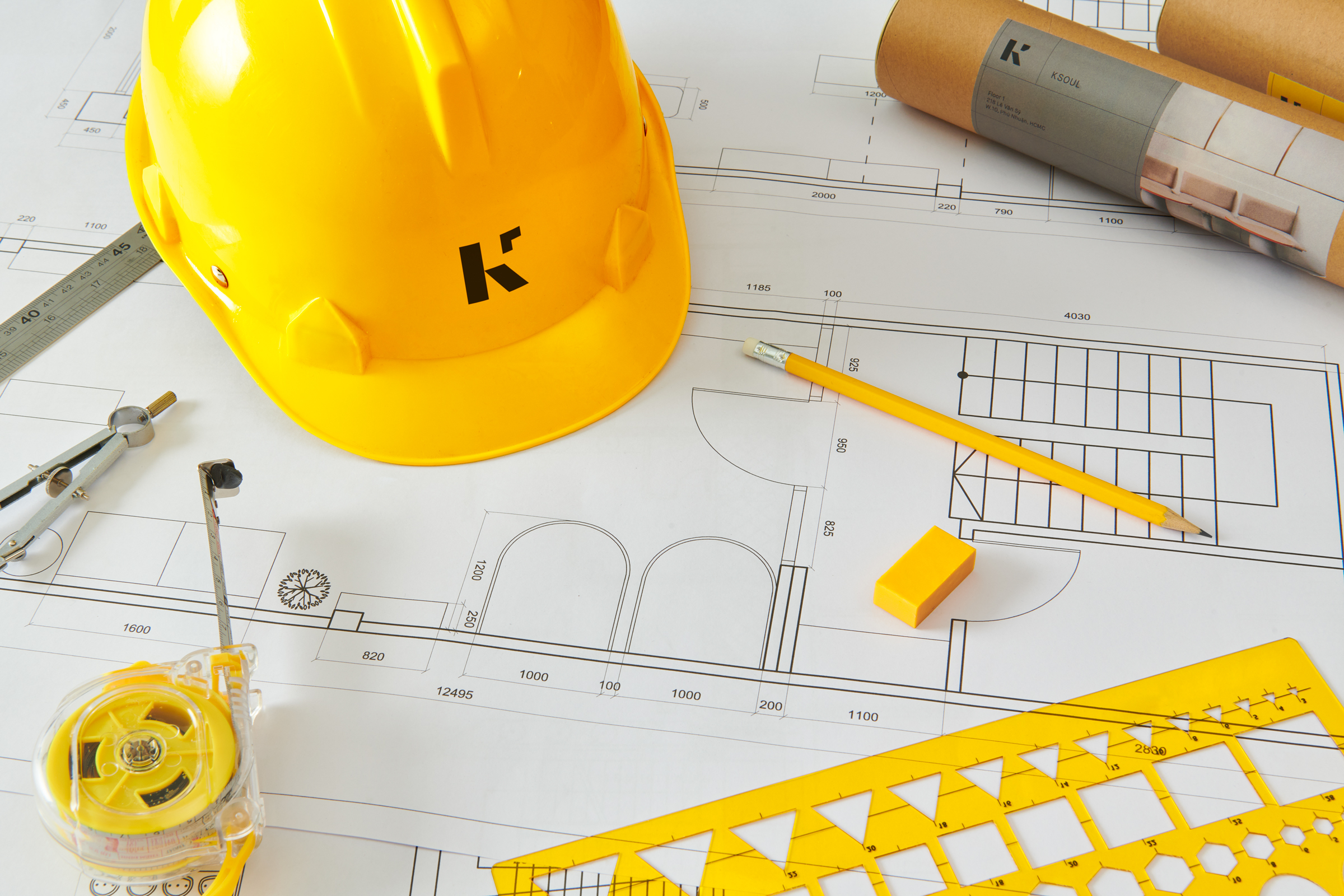 M — N Associates Design Ksoul Studio Branding for Architecture and Interior Practice