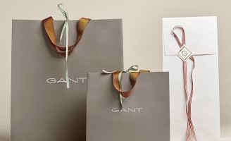 Pond Design Creates Emotional and Sustainable Packaging Design for GANT Fashion Brand