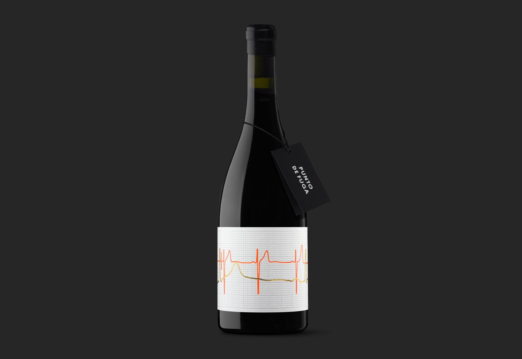 Moruba Designs the New Viña Zorzal Colab. Punto de Fuga