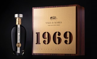 1969 Special 50 Year Old Port Wine Packaging and Brand Design by Rita Rivotti