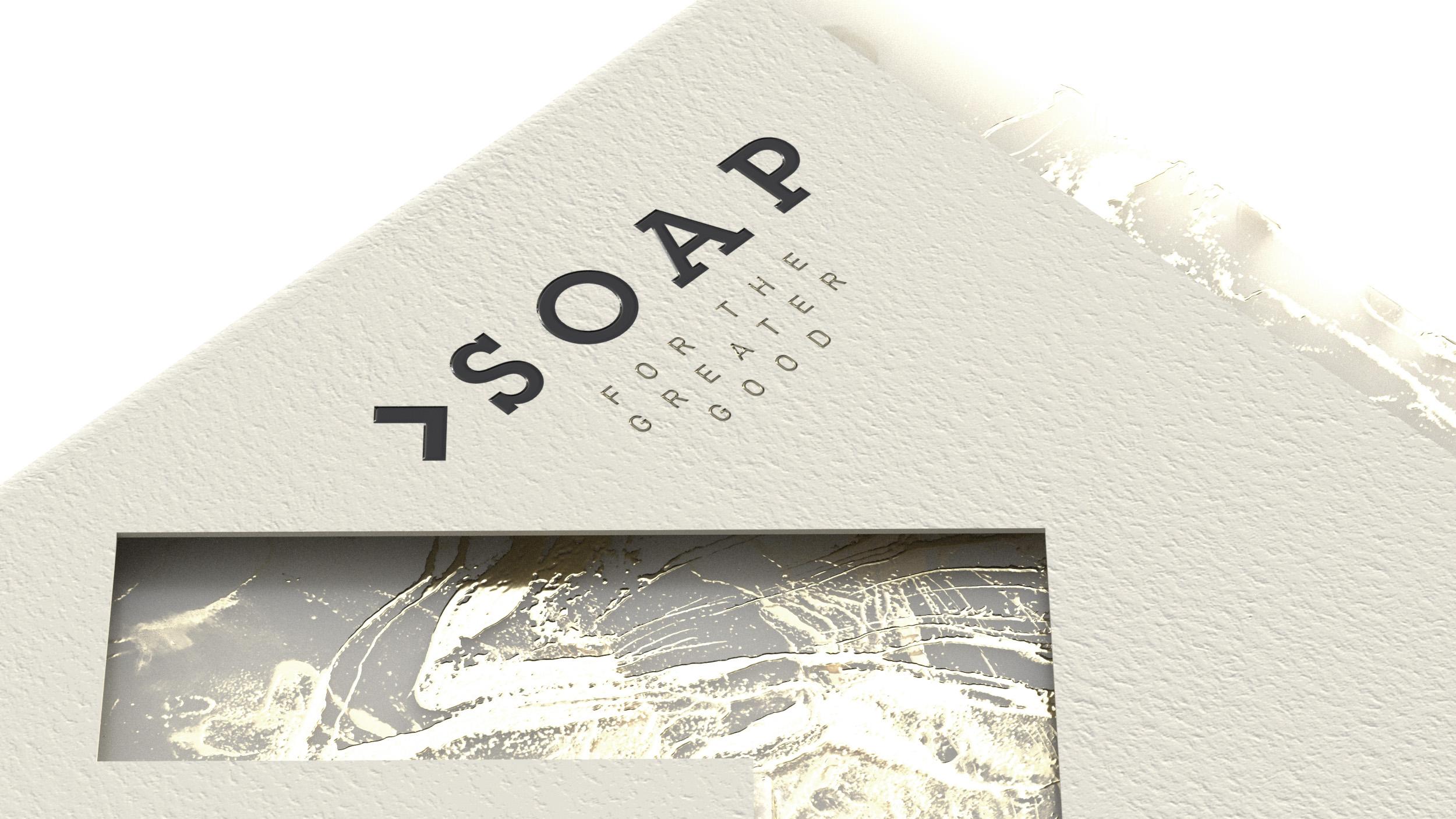 JDO Creates Soap to Raise Awareness of Hygiene Poverty