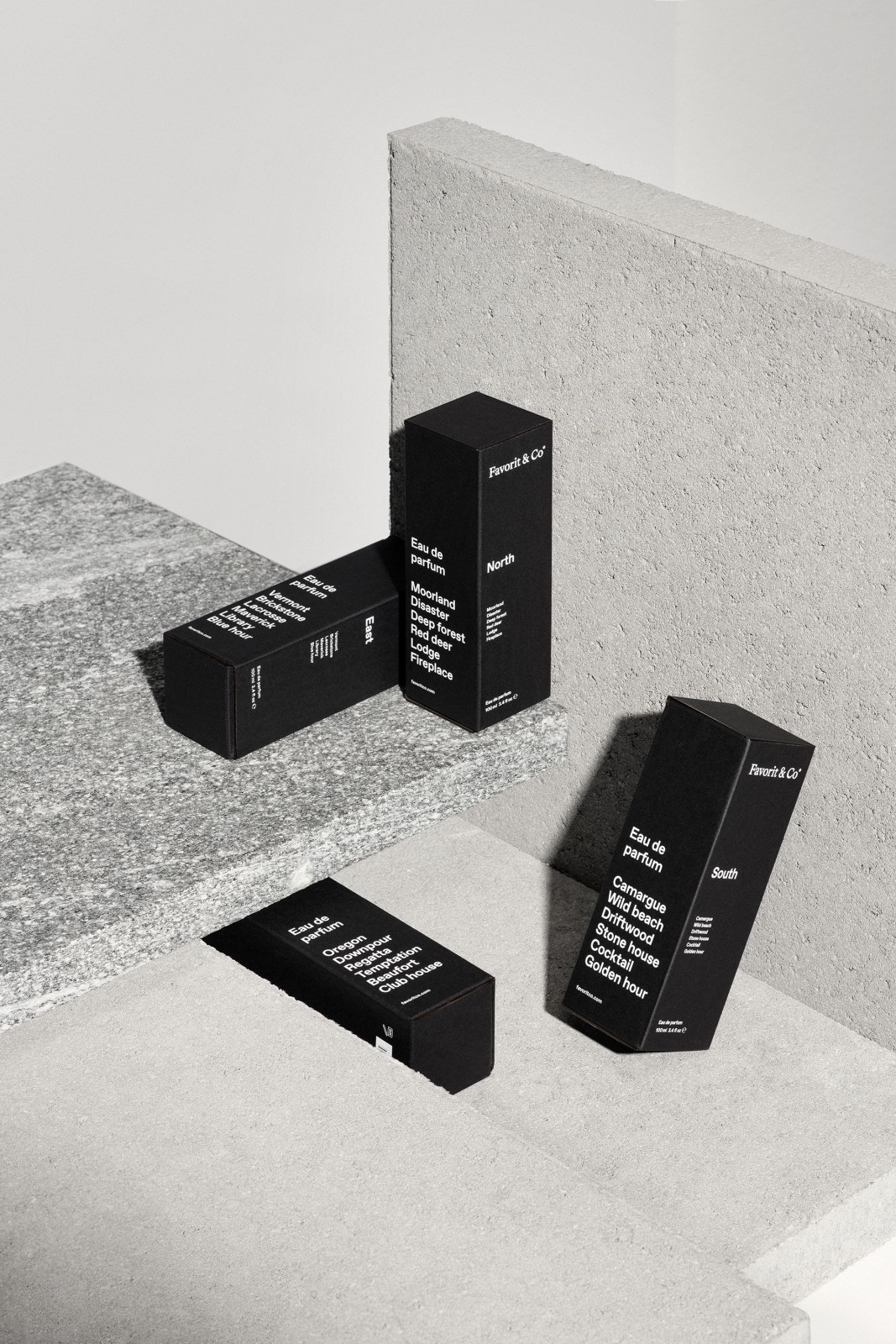 Packaging Design For Favorit Co S Handmade Collection Of Eau De Parfums Room Scents And Cosmetics Laptrinhx