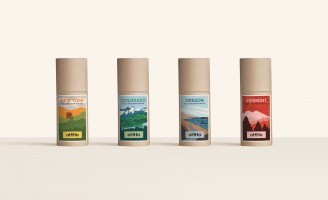 Packaging Design for CBD Oils and Botanicals Wellness for the oHHo Company