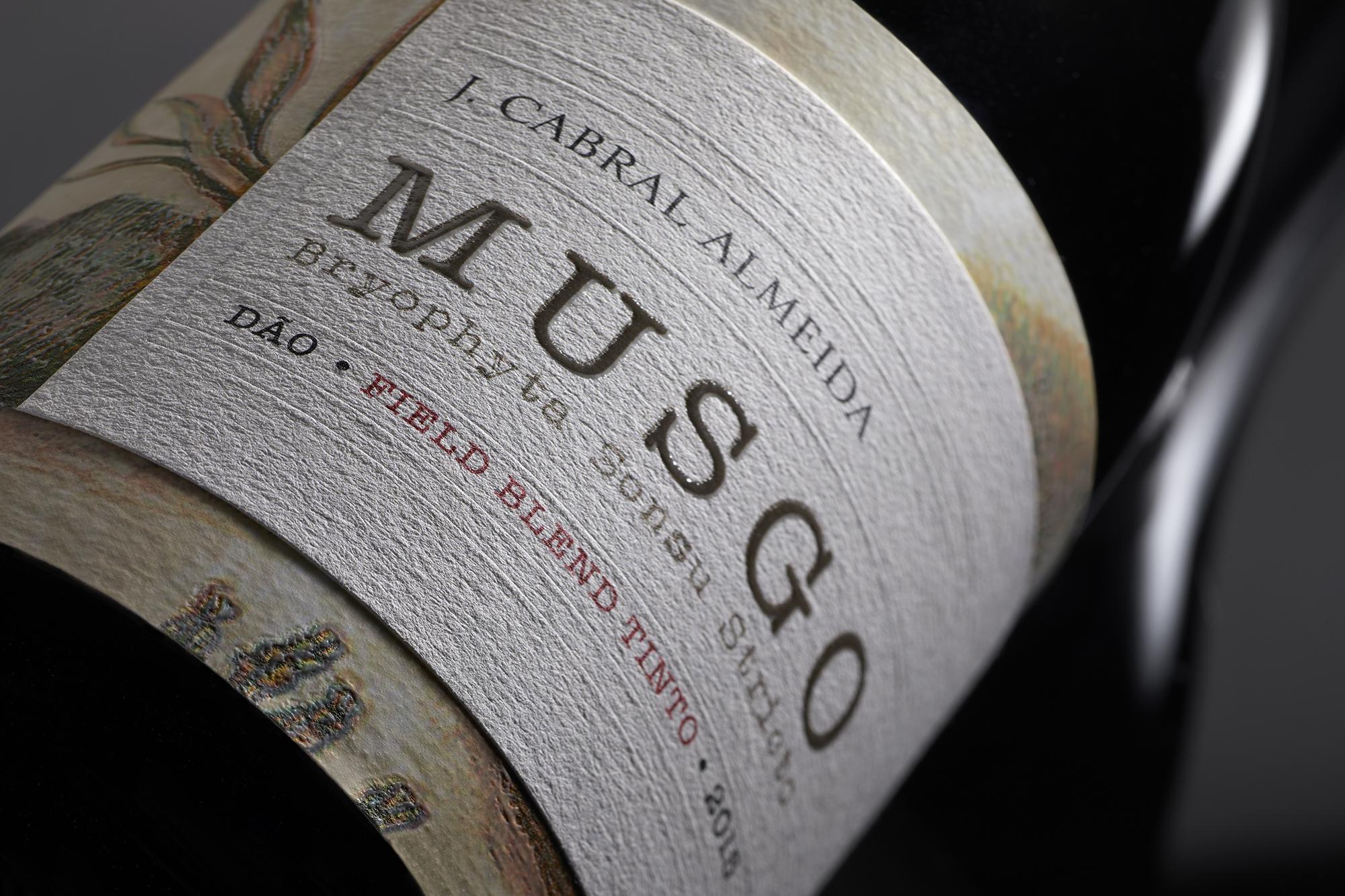 Musgo Wines Designed by Omdesign