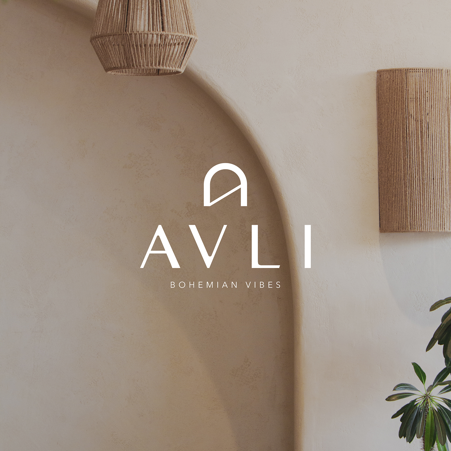 Avli Restaurant Brand Identity and Packaging Design by Karmano Creative Studio
