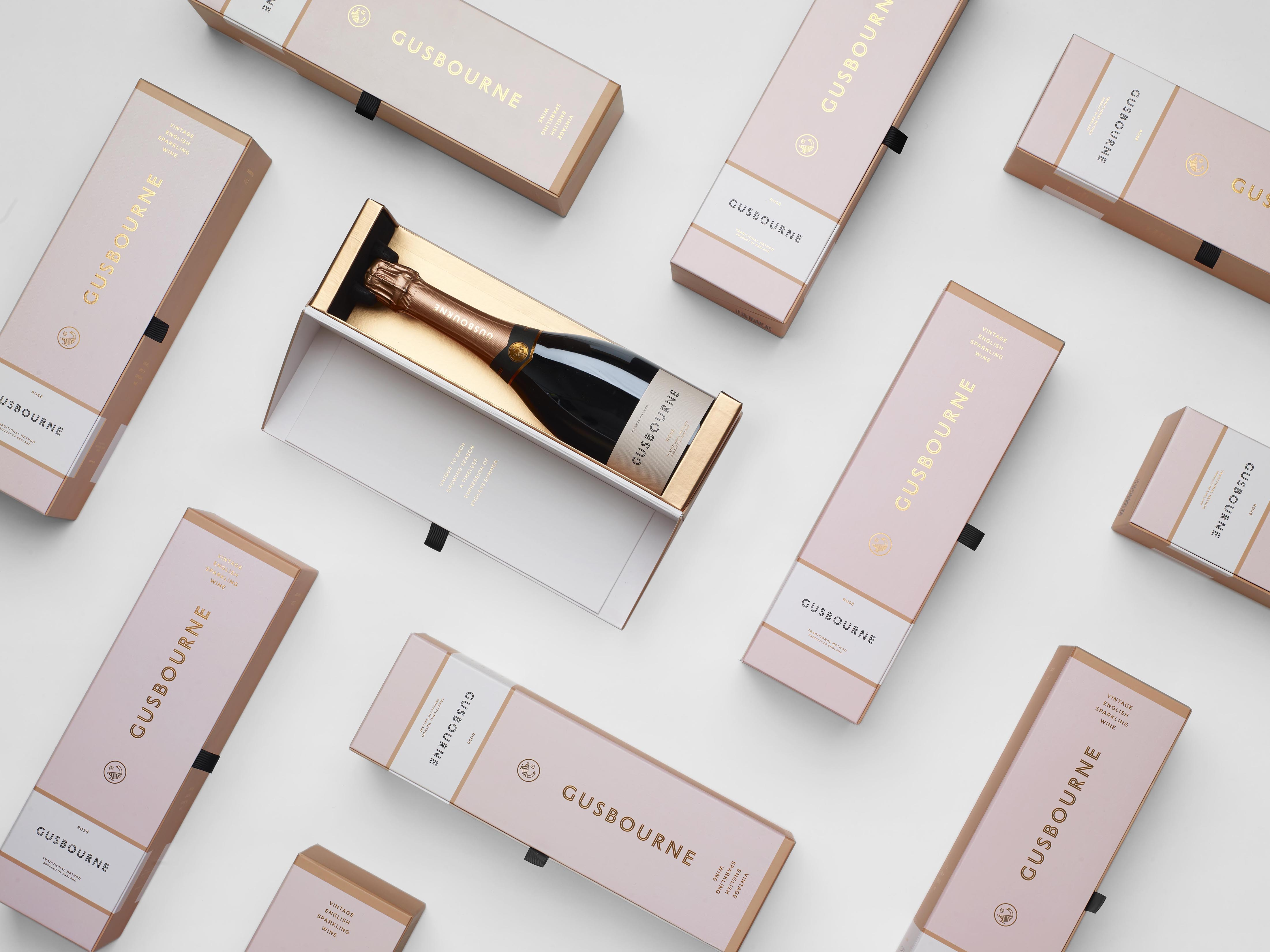 Wondersphere Developed Innovative New Packaging for Gusbourne