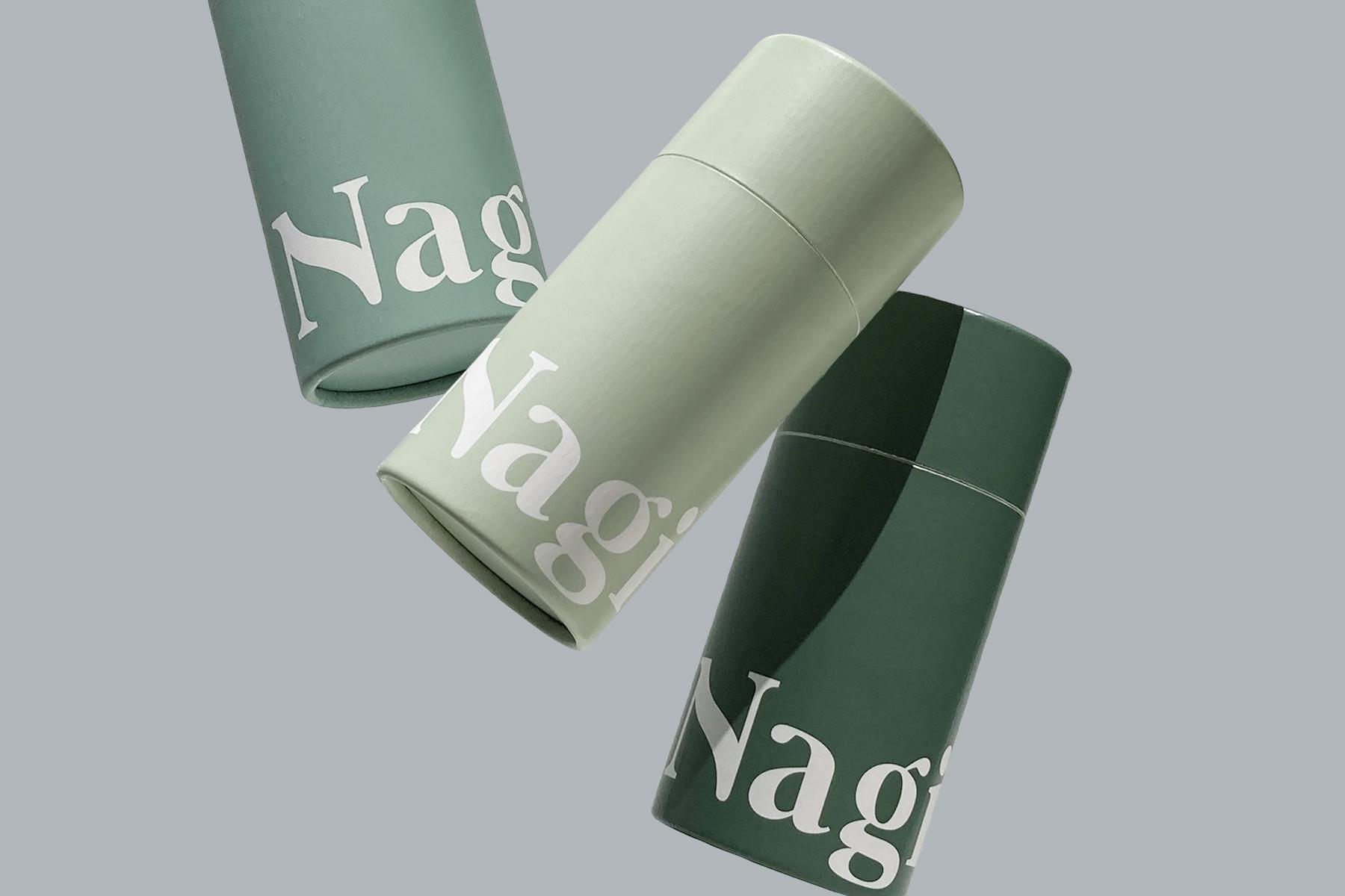 Juri Okita Creates Brand Identity for a Japanese Fem-tech Brand Nagi