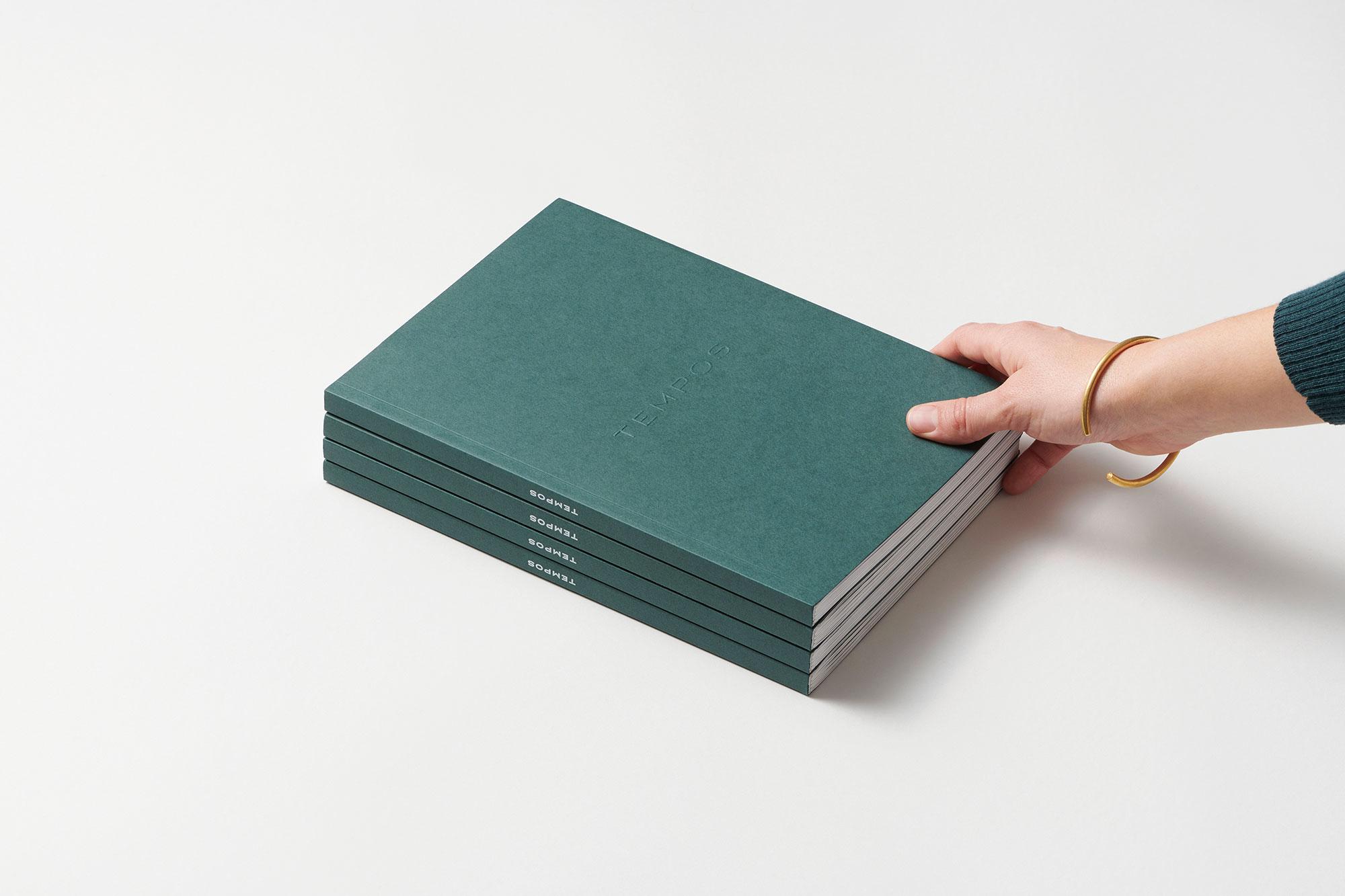 Roser Padrés Creates Kitchens Catalogue 2020 for Tempos