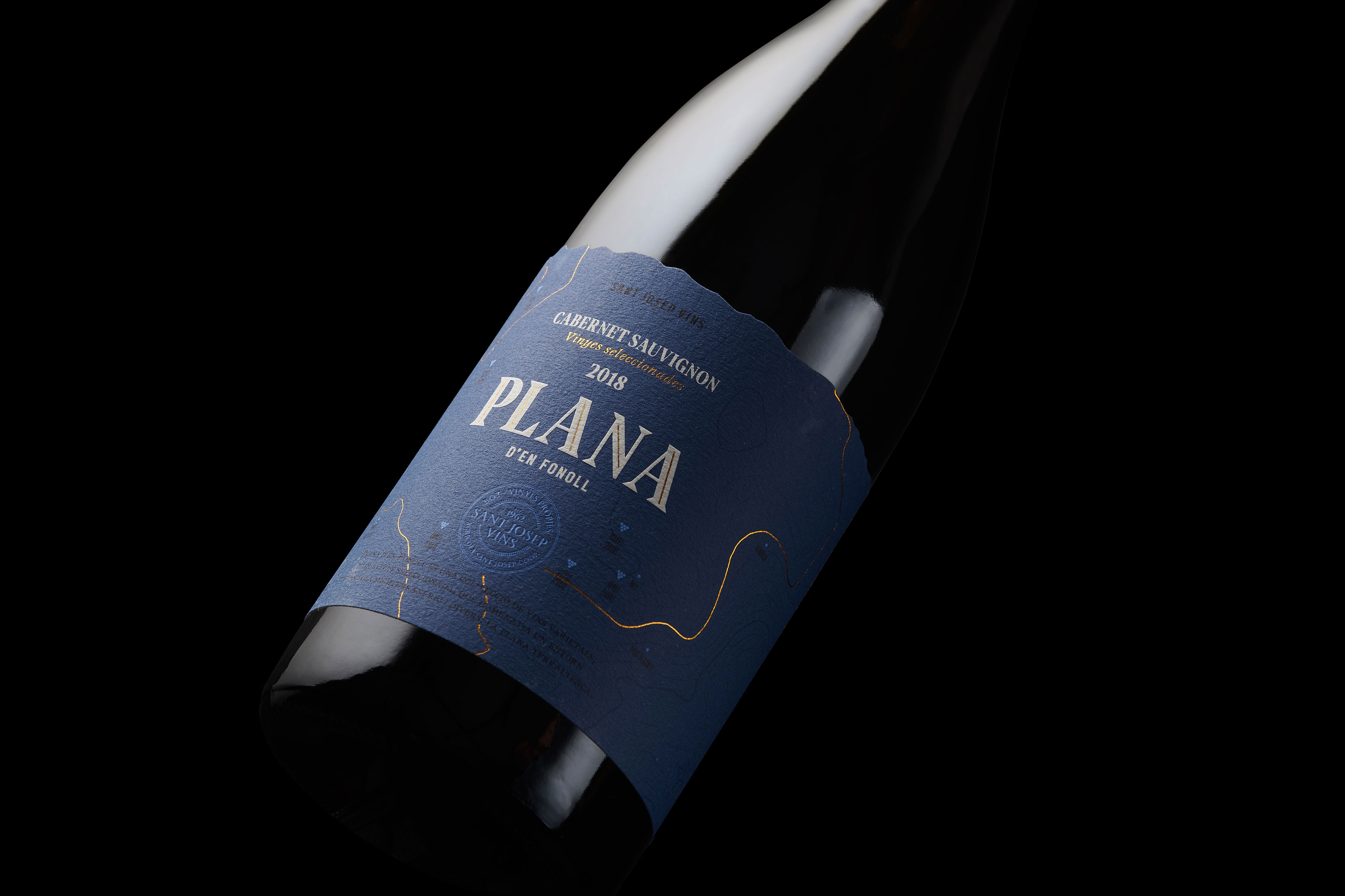 Plana d'en Fonoll Wines Designed by Titular Studio